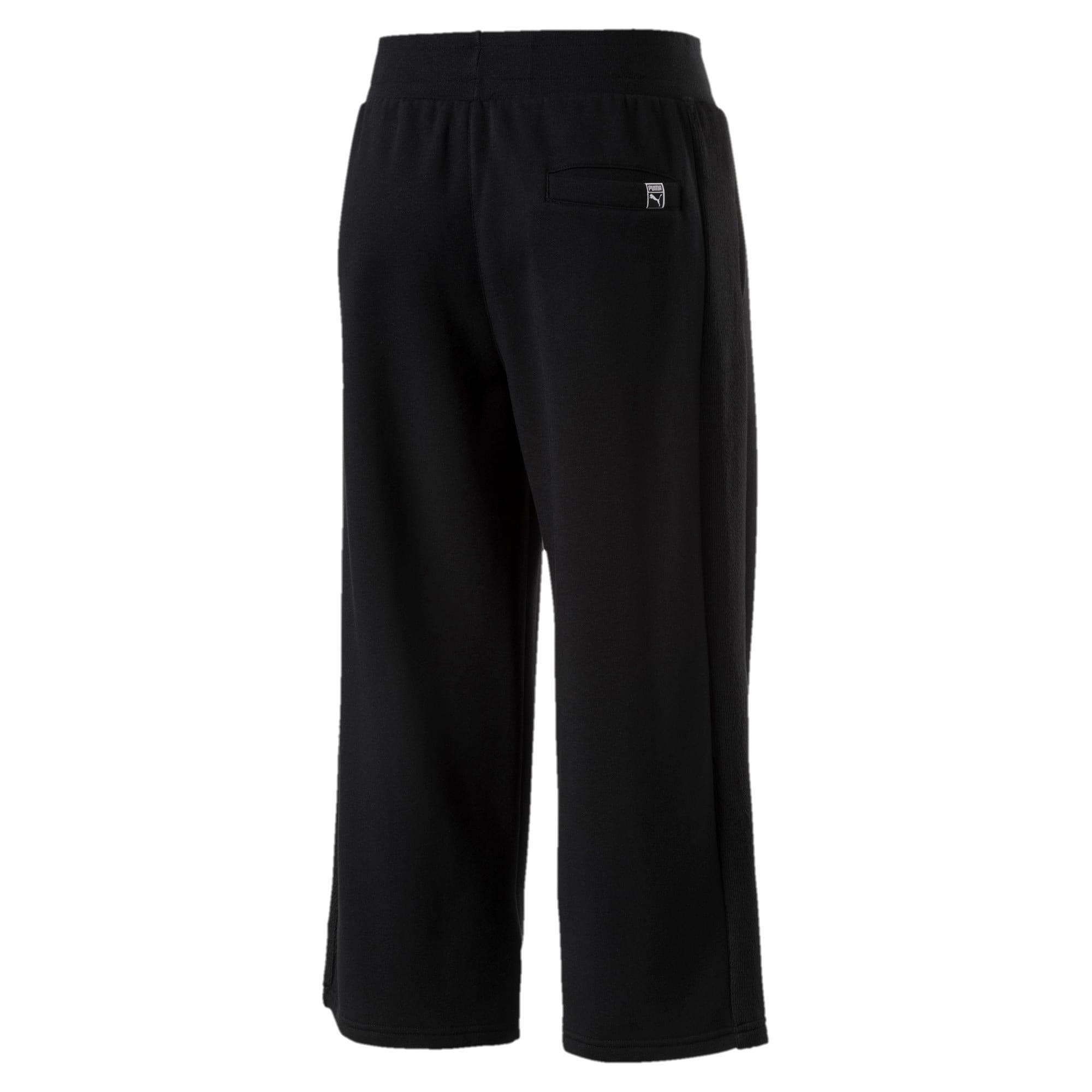 Thumbnail 4 of Classics Women's Winterized Archive Logo T7 Pants, Cotton Black, medium-IND