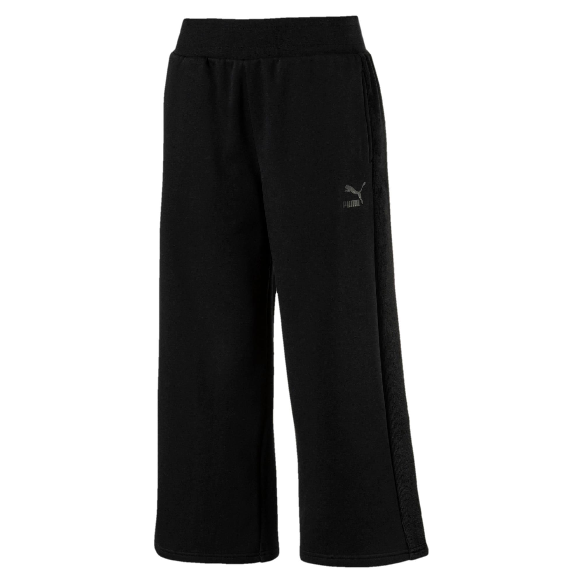 Thumbnail 1 of Classics Women's Winterized Archive Logo T7 Pants, Cotton Black, medium-IND