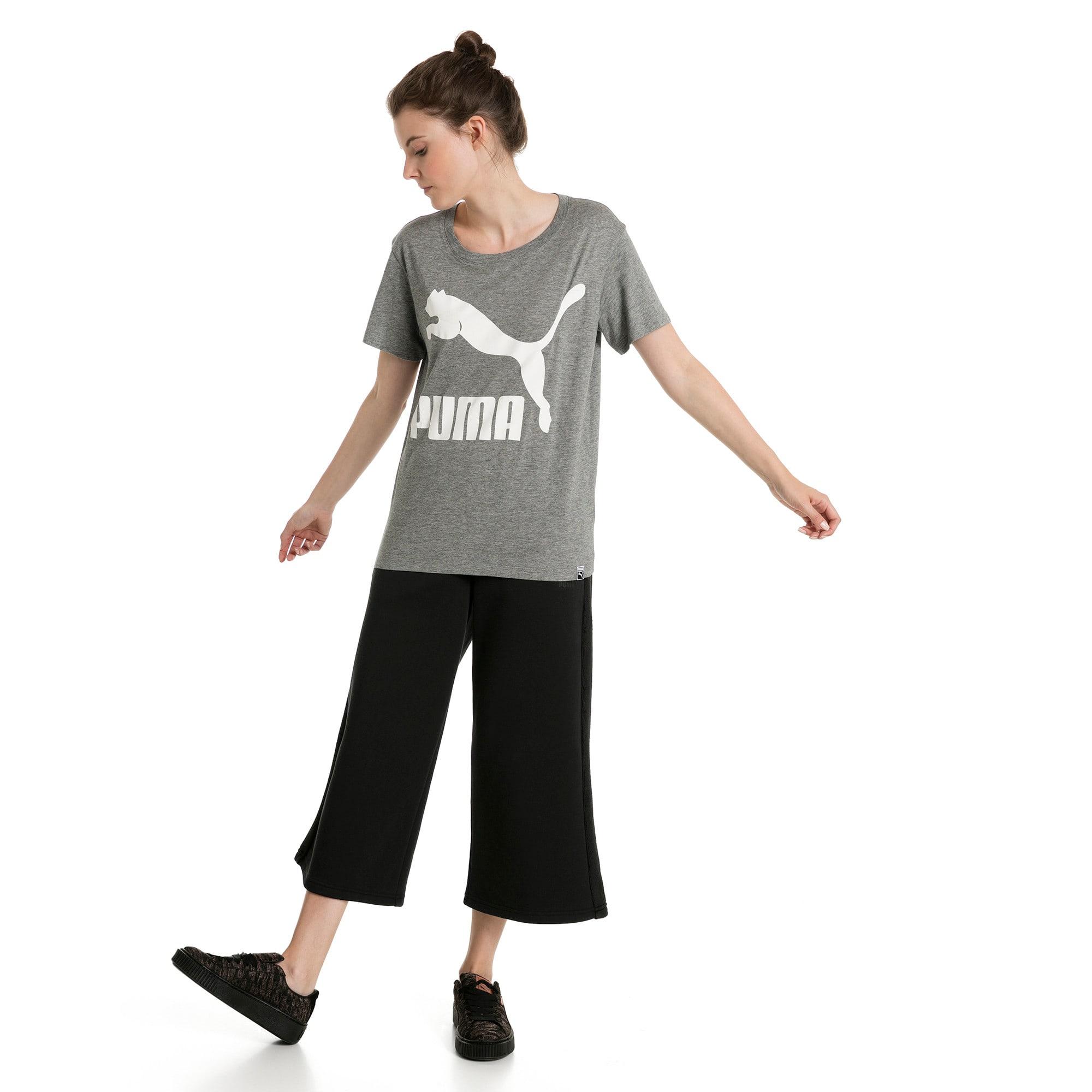 Thumbnail 5 of Classics Women's Winterized Archive Logo T7 Pants, Cotton Black, medium-IND