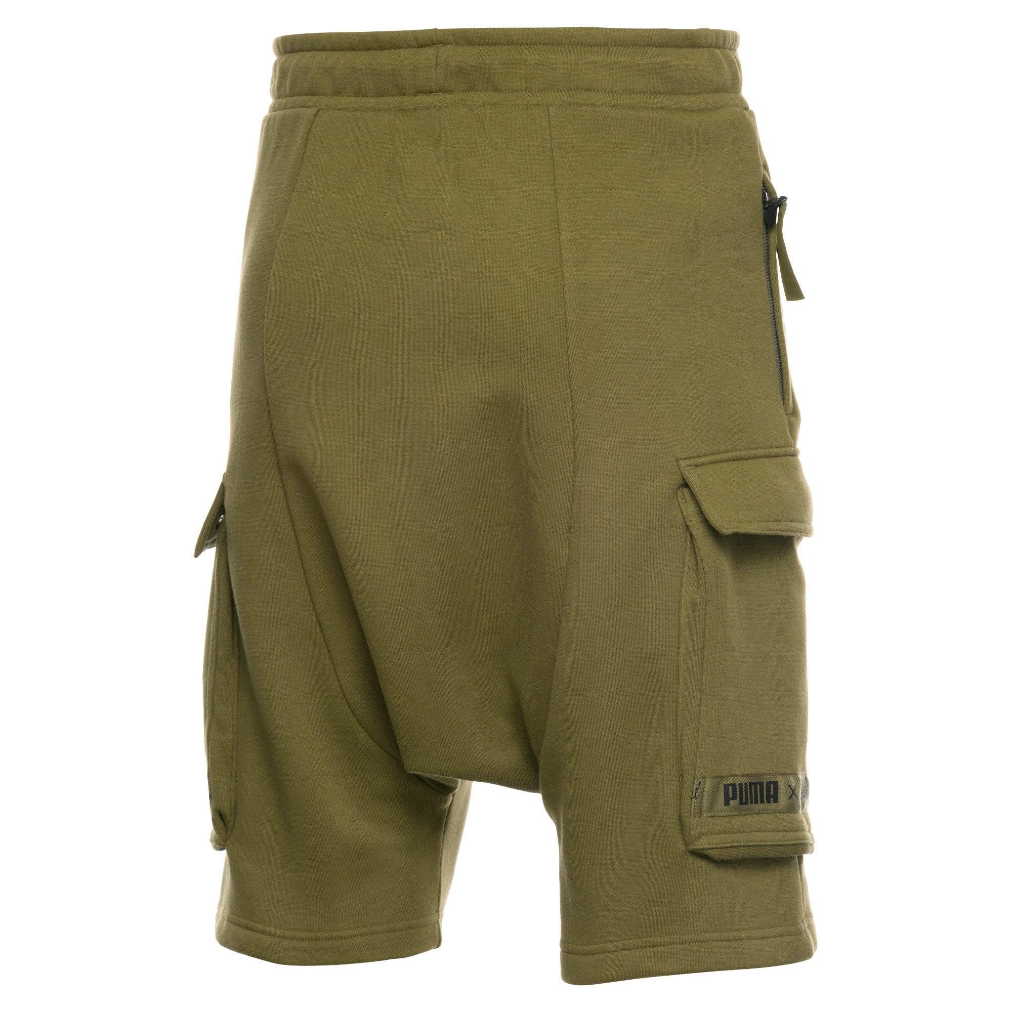 Thumbnail 5 of PUMA x NATUREL Men's Shorts, Avocado, medium-IND