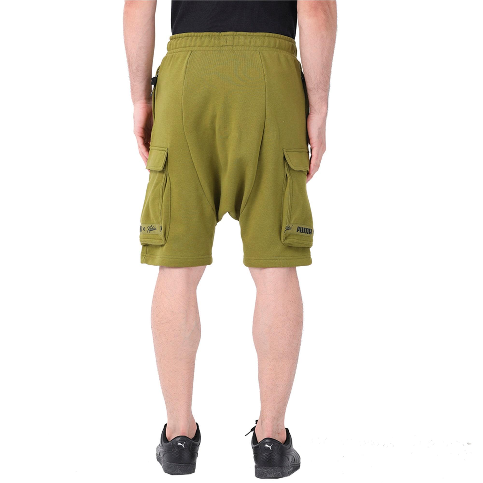 Thumbnail 1 of PUMA x NATUREL Men's Shorts, Avocado, medium-IND