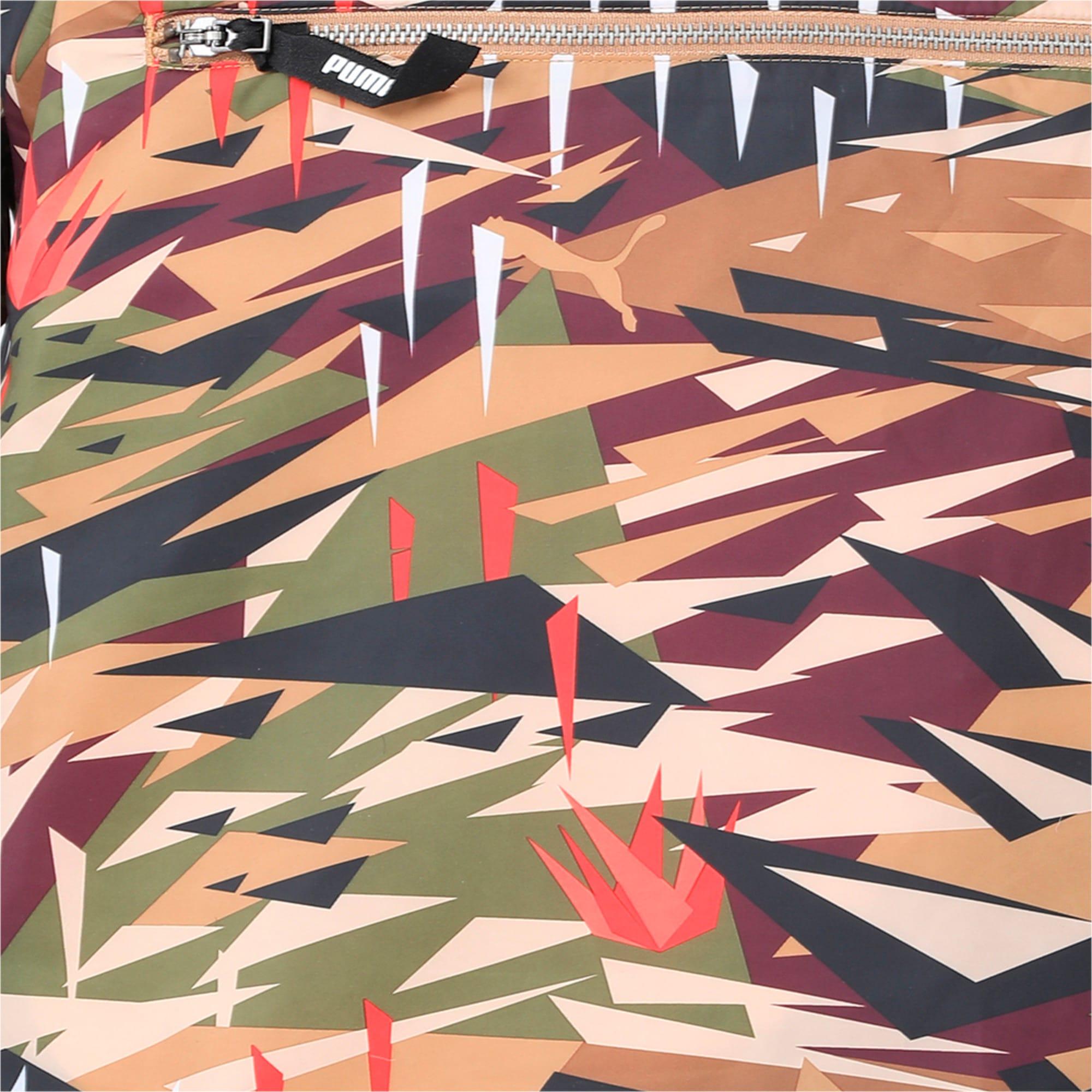 Thumbnail 4 of PUMA x NATUREL Men's Windbreaker, Apple Cinnamon-Naturel AOP, medium-IND