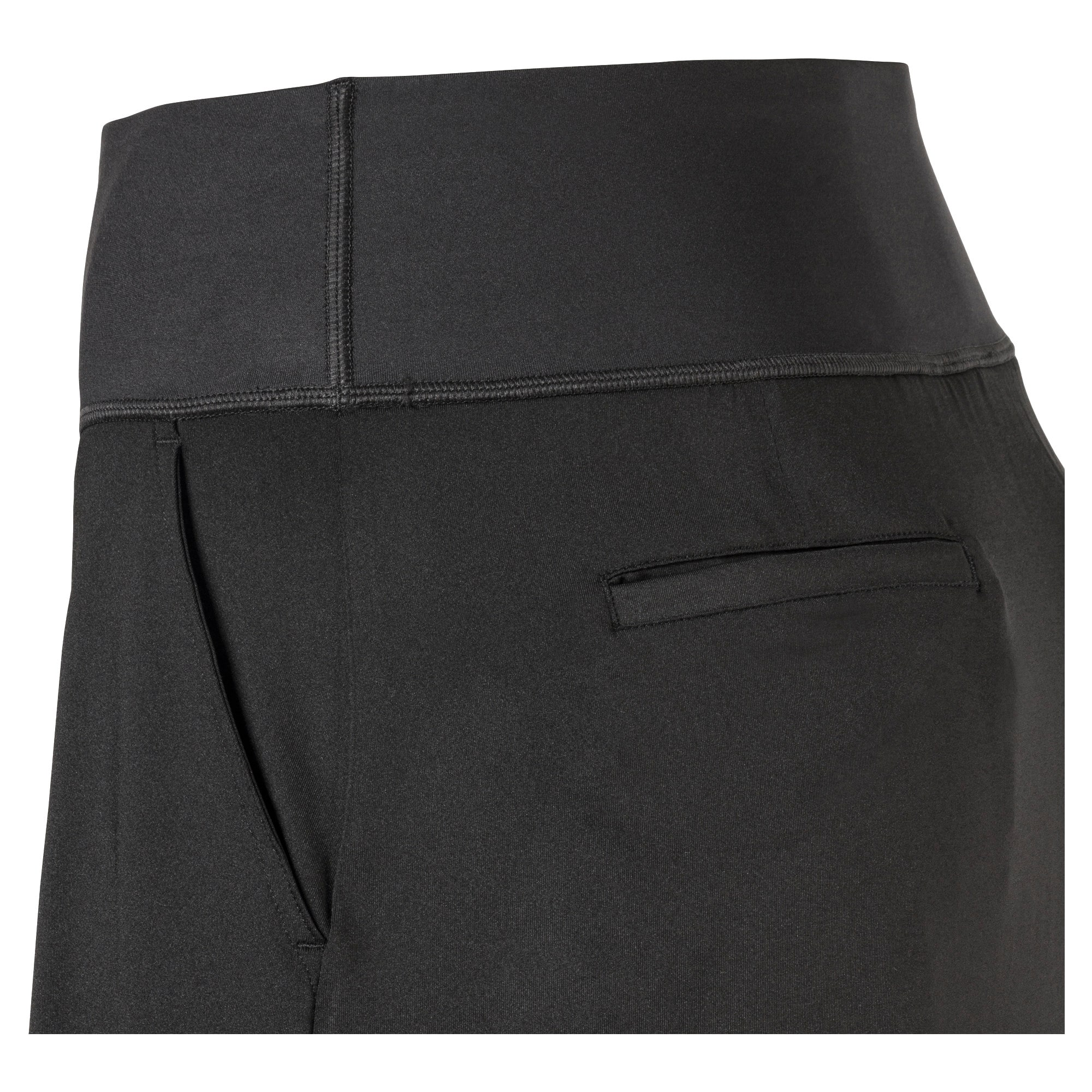 Thumbnail 6 of Golf Women's PWRSHAPE Solid Knit Skirt, Puma Black, medium