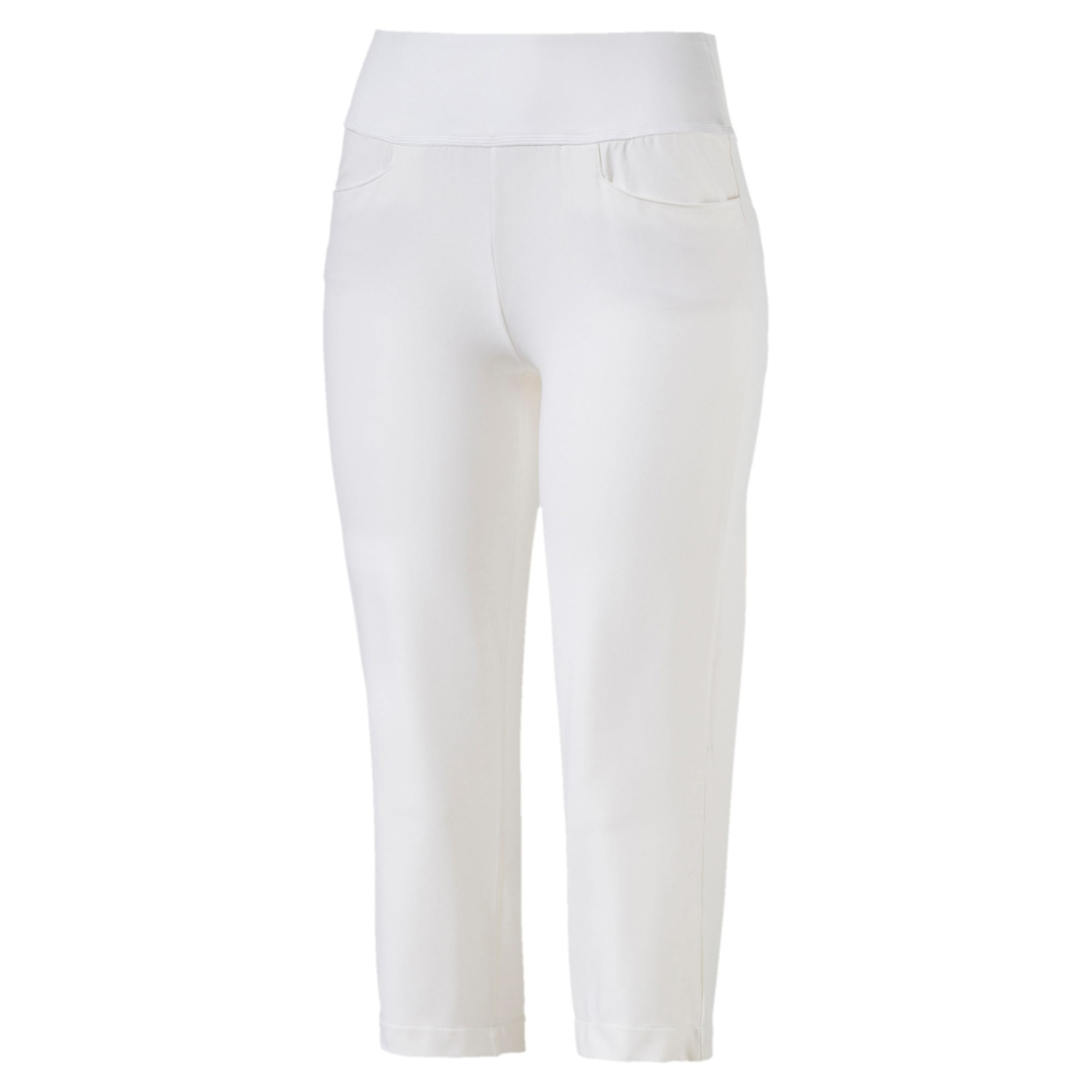 Thumbnail 1 of Golf Women's PWRSHAPE Capri Pants, Bright White, medium