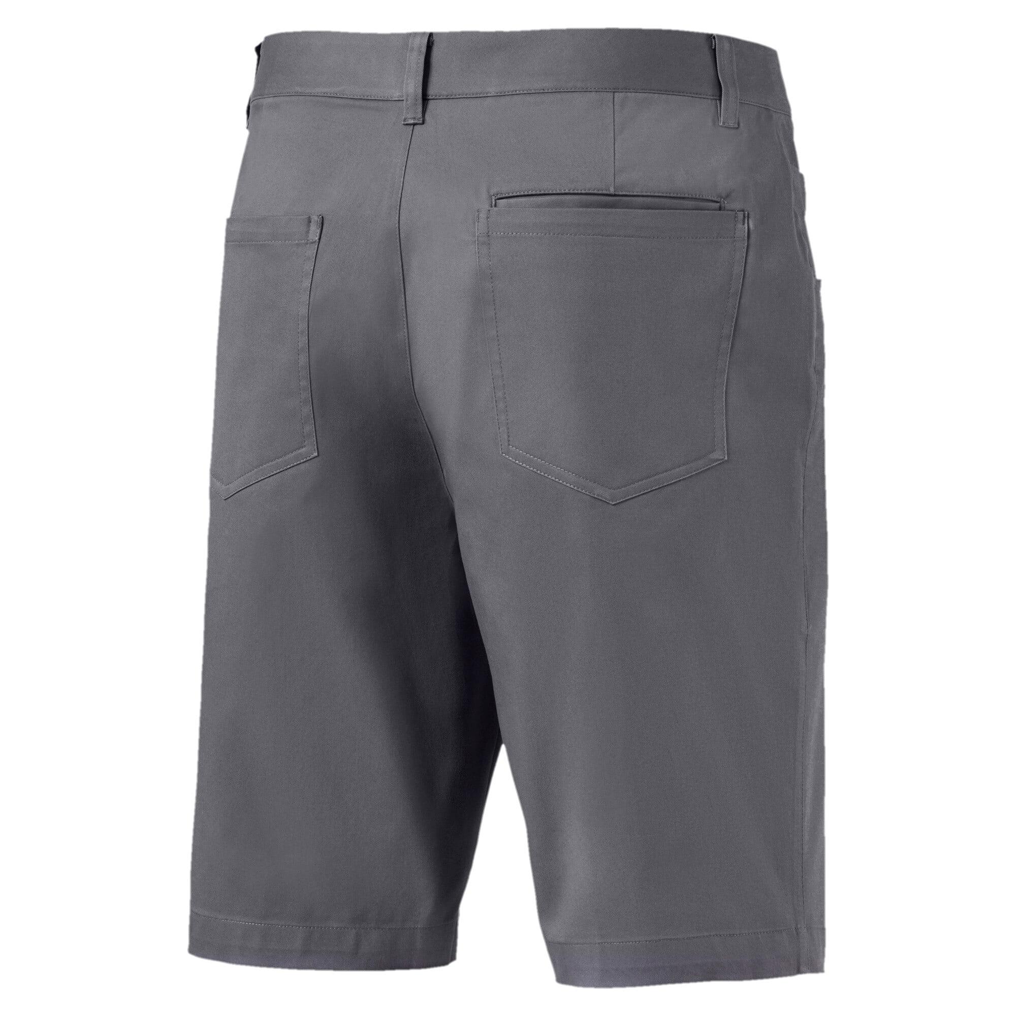 Thumbnail 2 of Tailored 6 Pocket Men's Short, QUIET SHADE, medium-IND