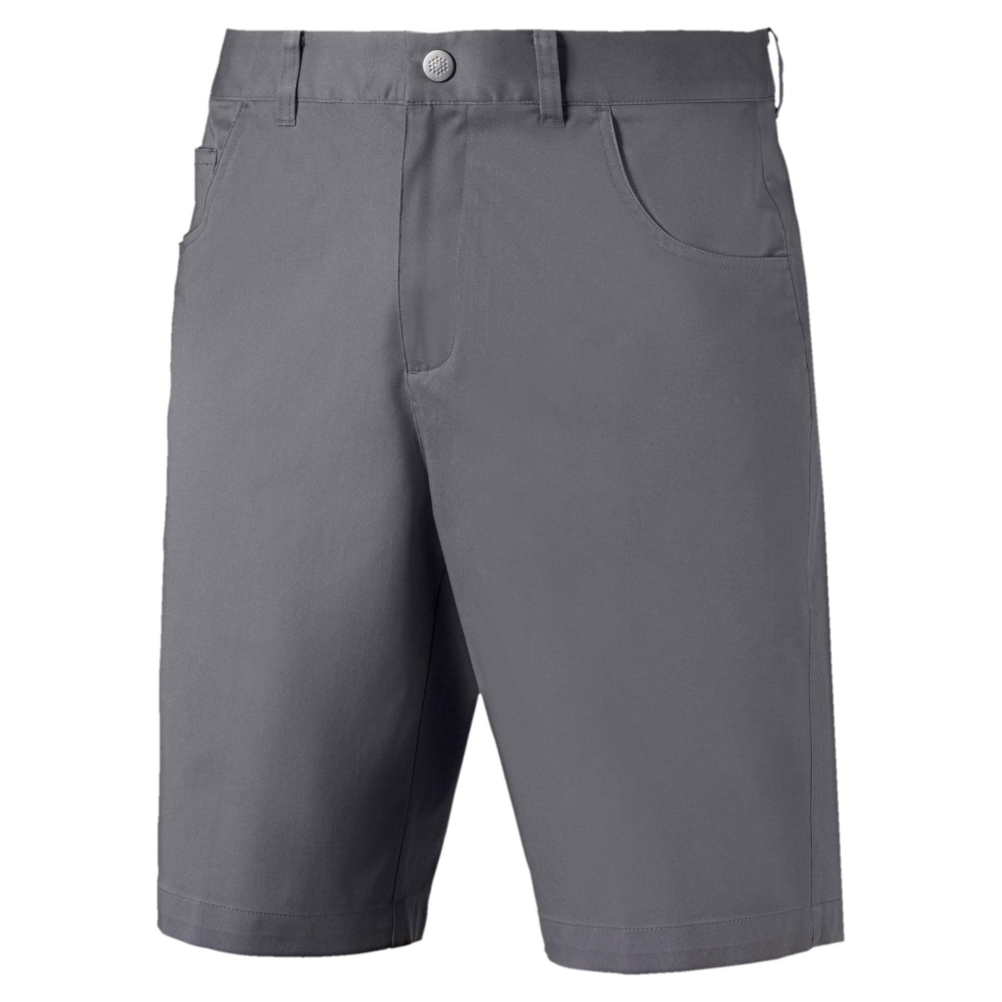 Thumbnail 1 of Tailored 6 Pocket Men's Short, QUIET SHADE, medium-IND