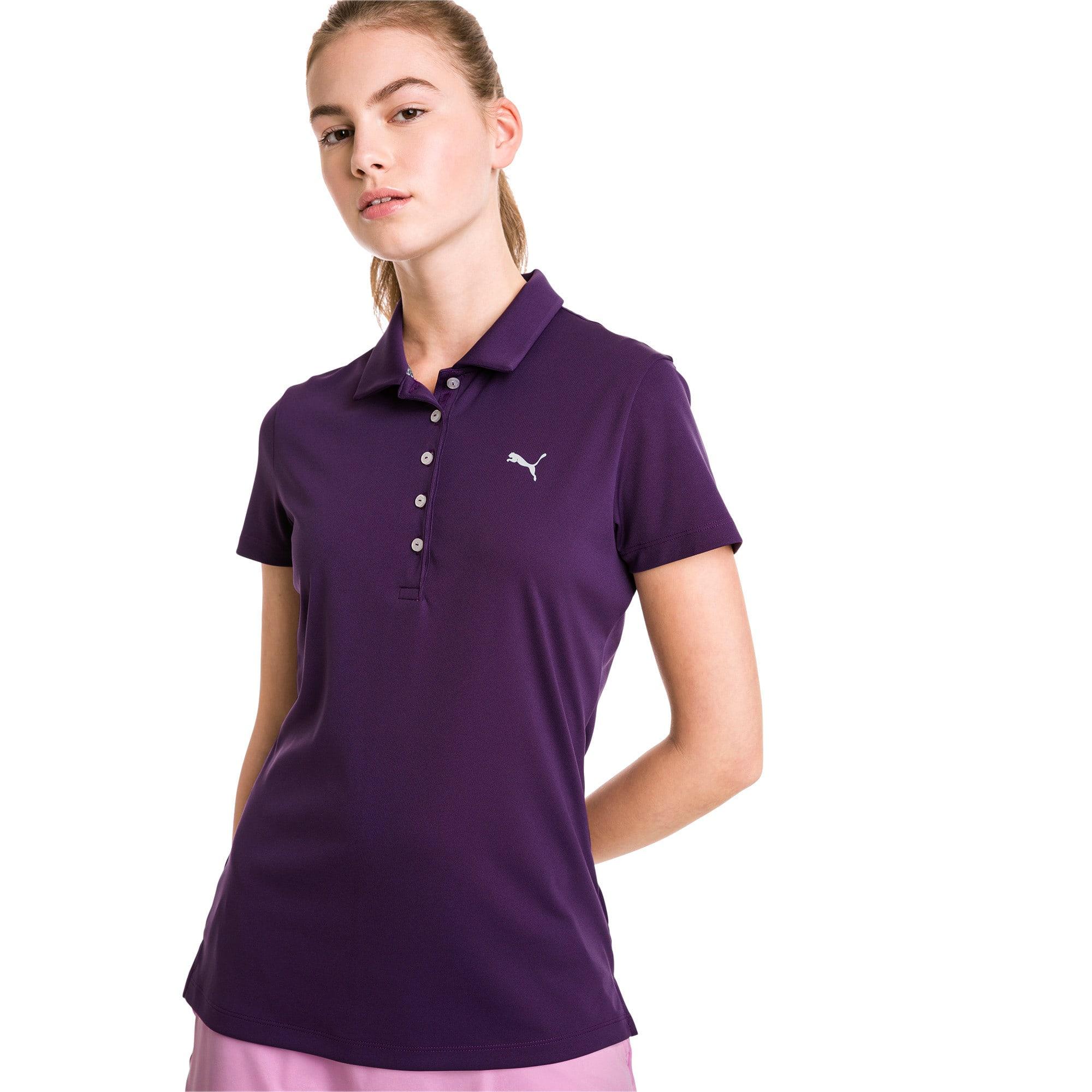 Thumbnail 1 of Golf Women's Pounce Polo, Indigo, medium