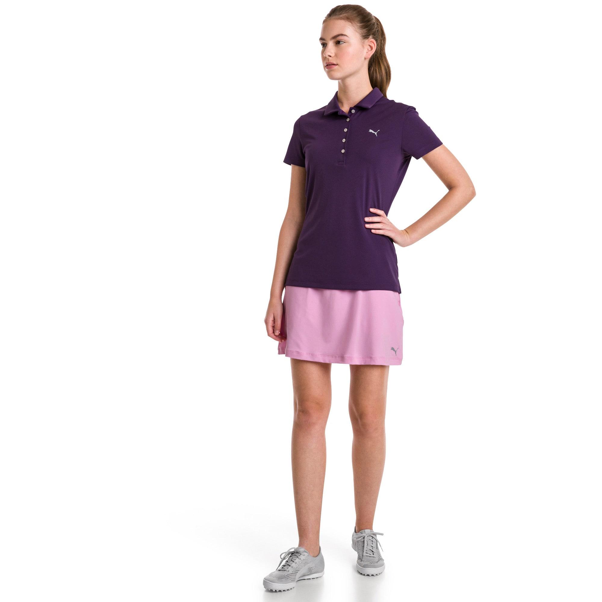 Thumbnail 3 of Golf Women's Pounce Polo, Indigo, medium