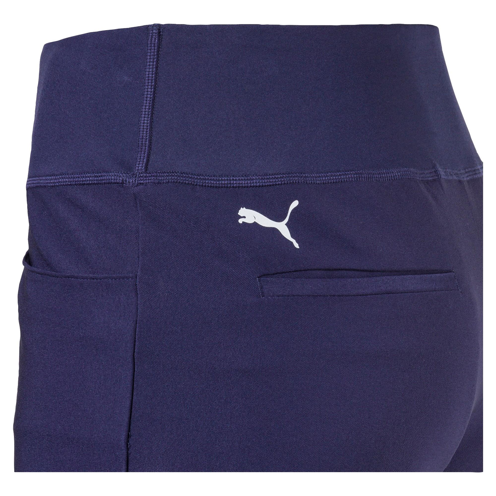Thumbnail 6 of Golf - PWRSHAPE broek met elastische taille voor dames, Peacoat, medium
