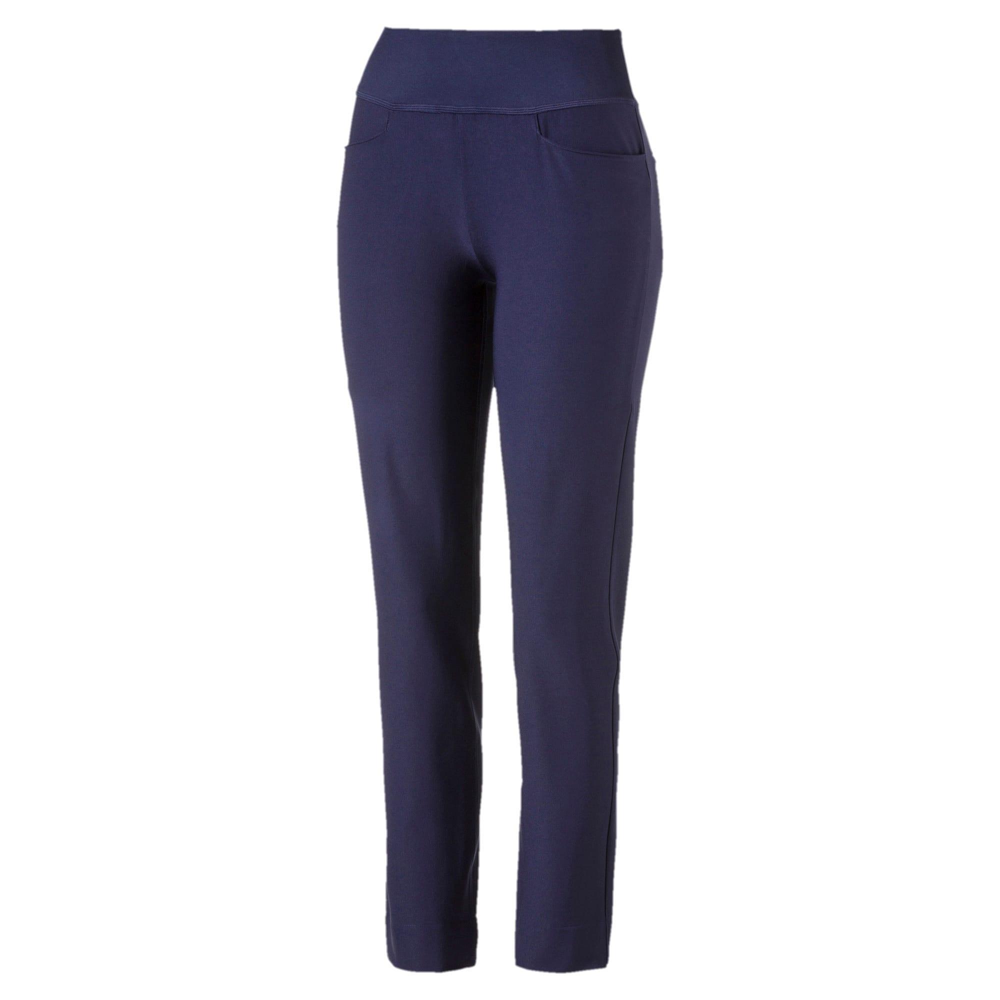 Thumbnail 4 of Golf Women's PWRSHAPE Pull On Pants, Peacoat, medium