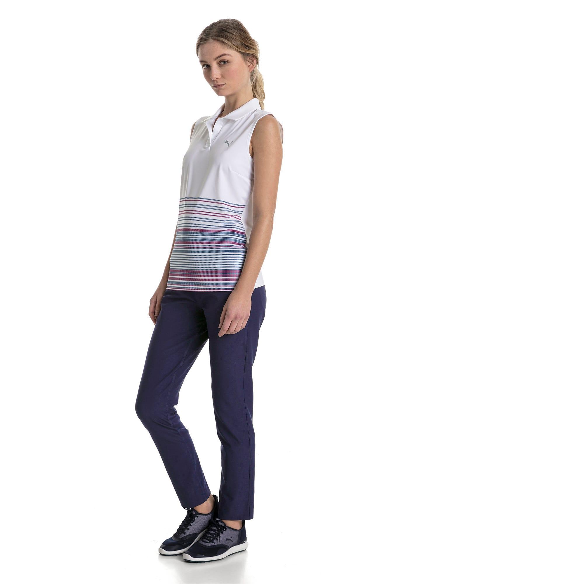 Thumbnail 3 of Golf - PWRSHAPE broek met elastische taille voor dames, Peacoat, medium