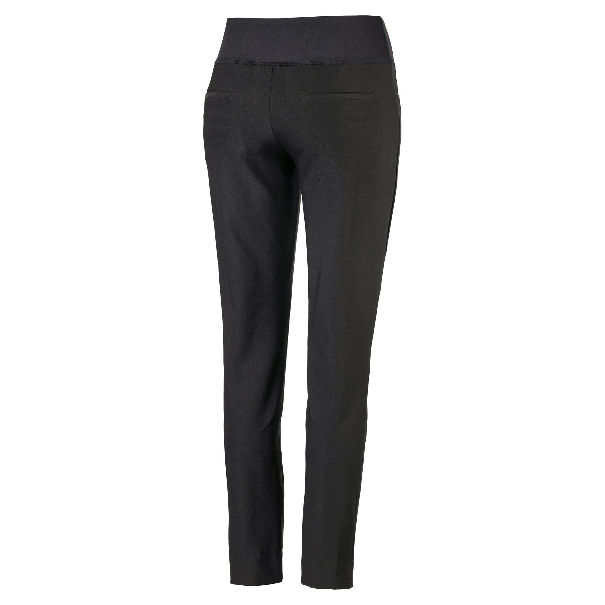Thumbnail 5 of Golf Women's PWRSHAPE Pull On Pants, Puma Black, medium