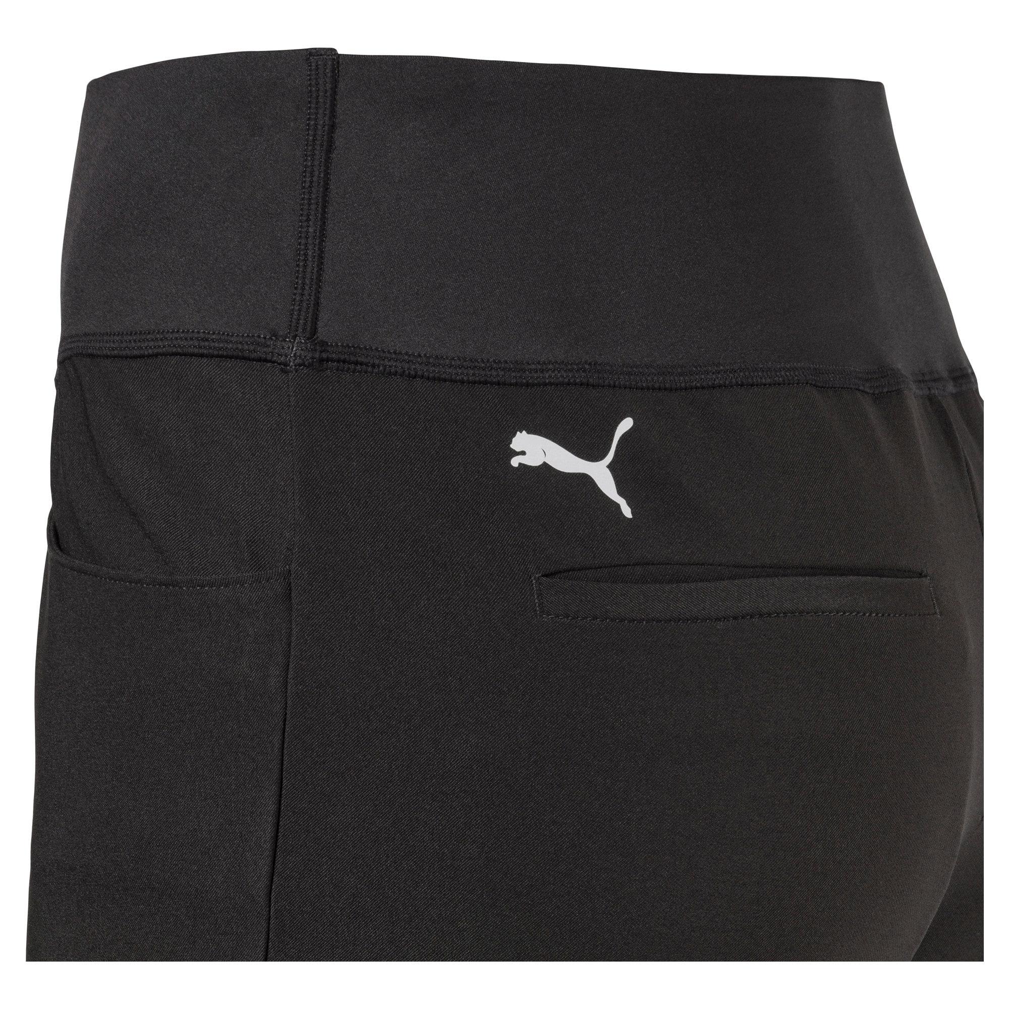 Thumbnail 6 of Golf Women's PWRSHAPE Pull On Pants, Puma Black, medium