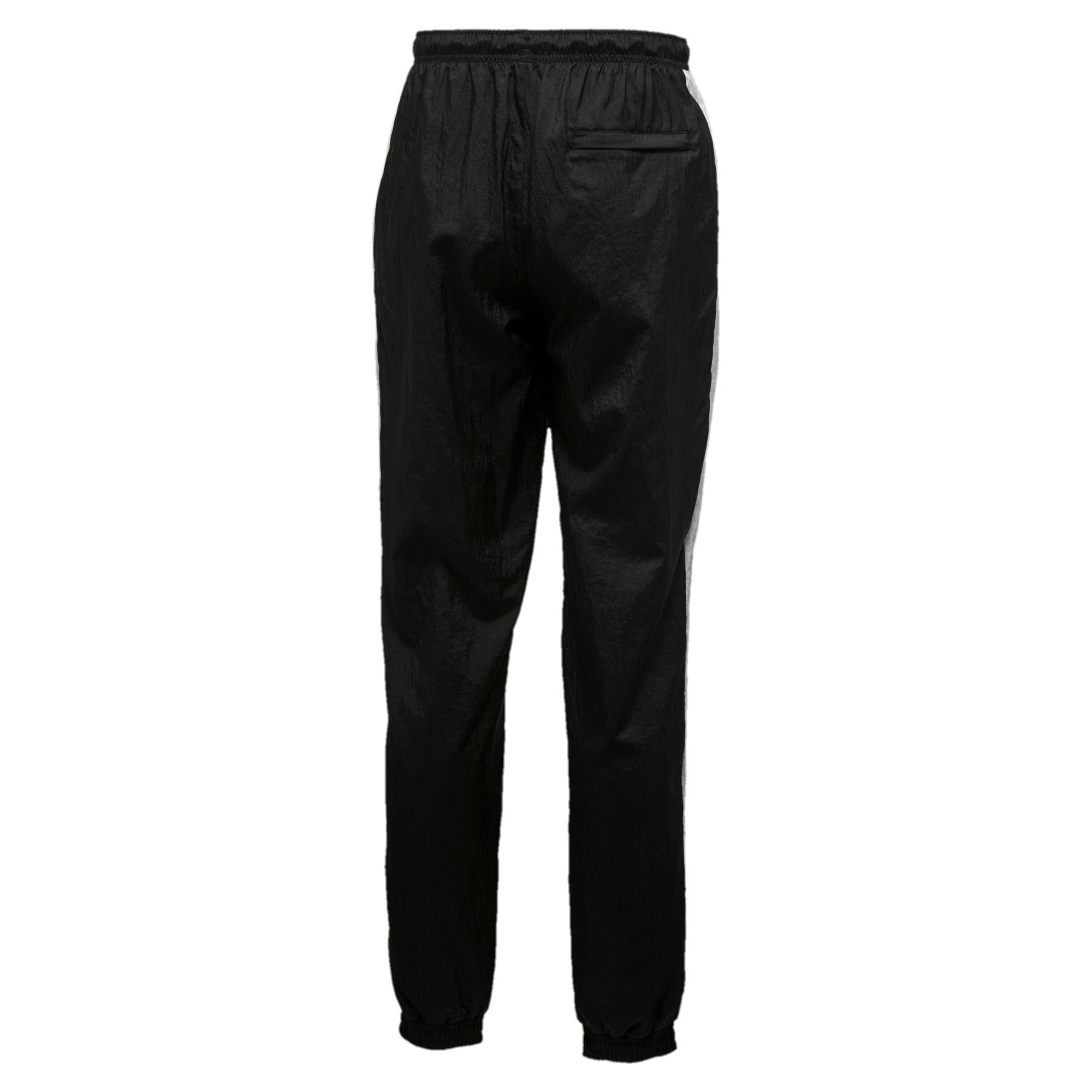 Thumbnail 2 of T7 BBoy Track Pants, Puma Black-white, medium-IND