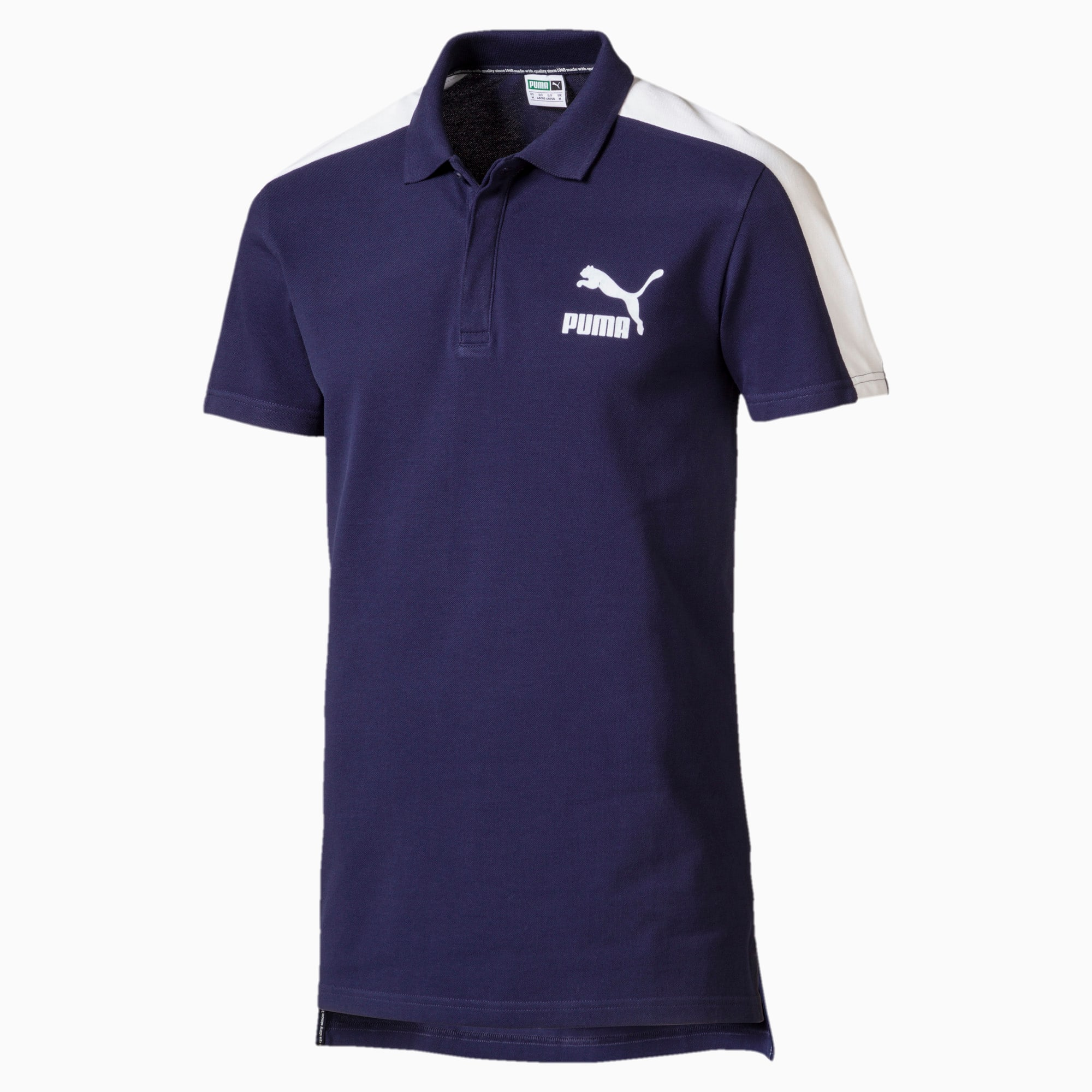 PUMA Mens Archive T7 Polo