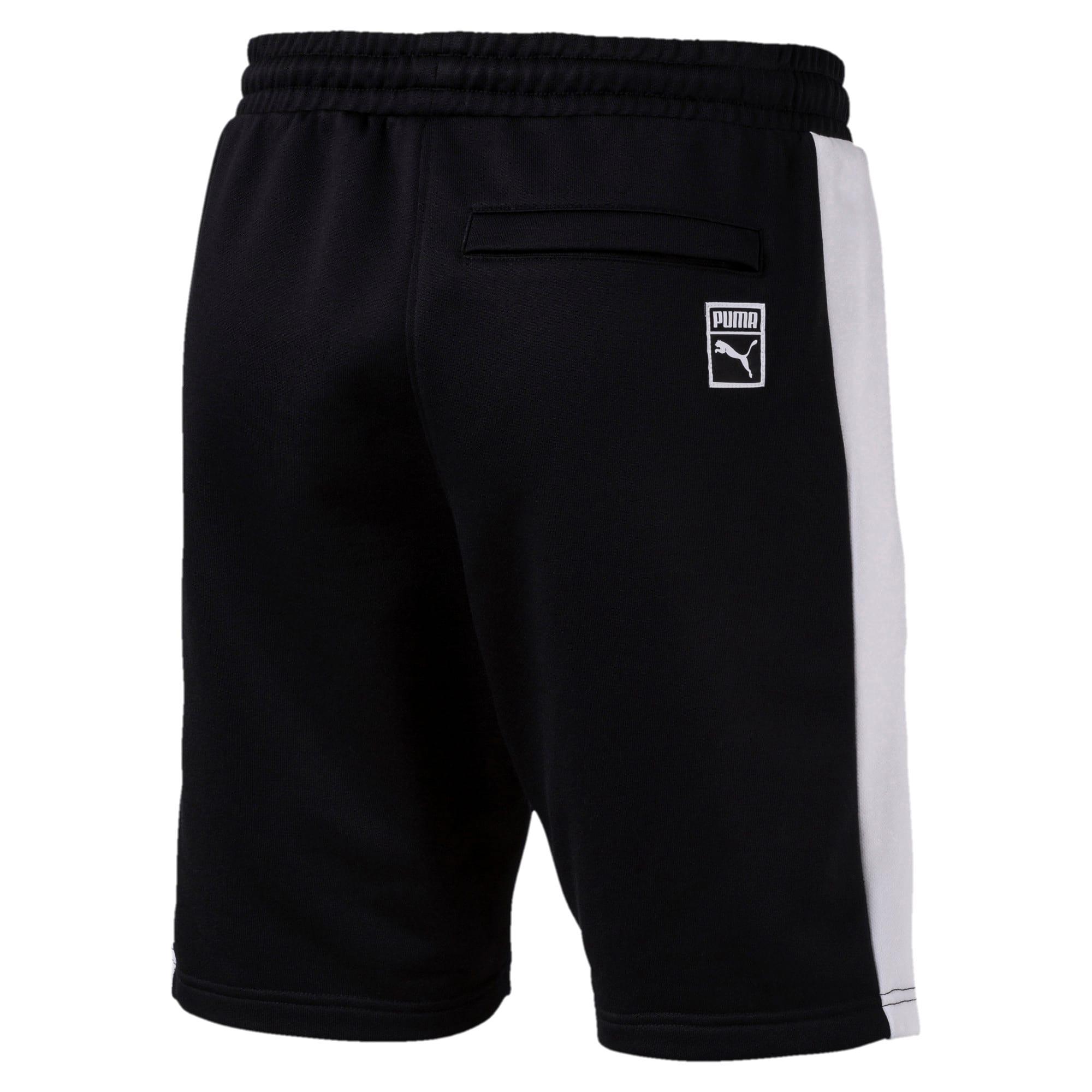 Thumbnail 2 of ArchiveT7 Men's Shorts, Puma Black, medium-IND