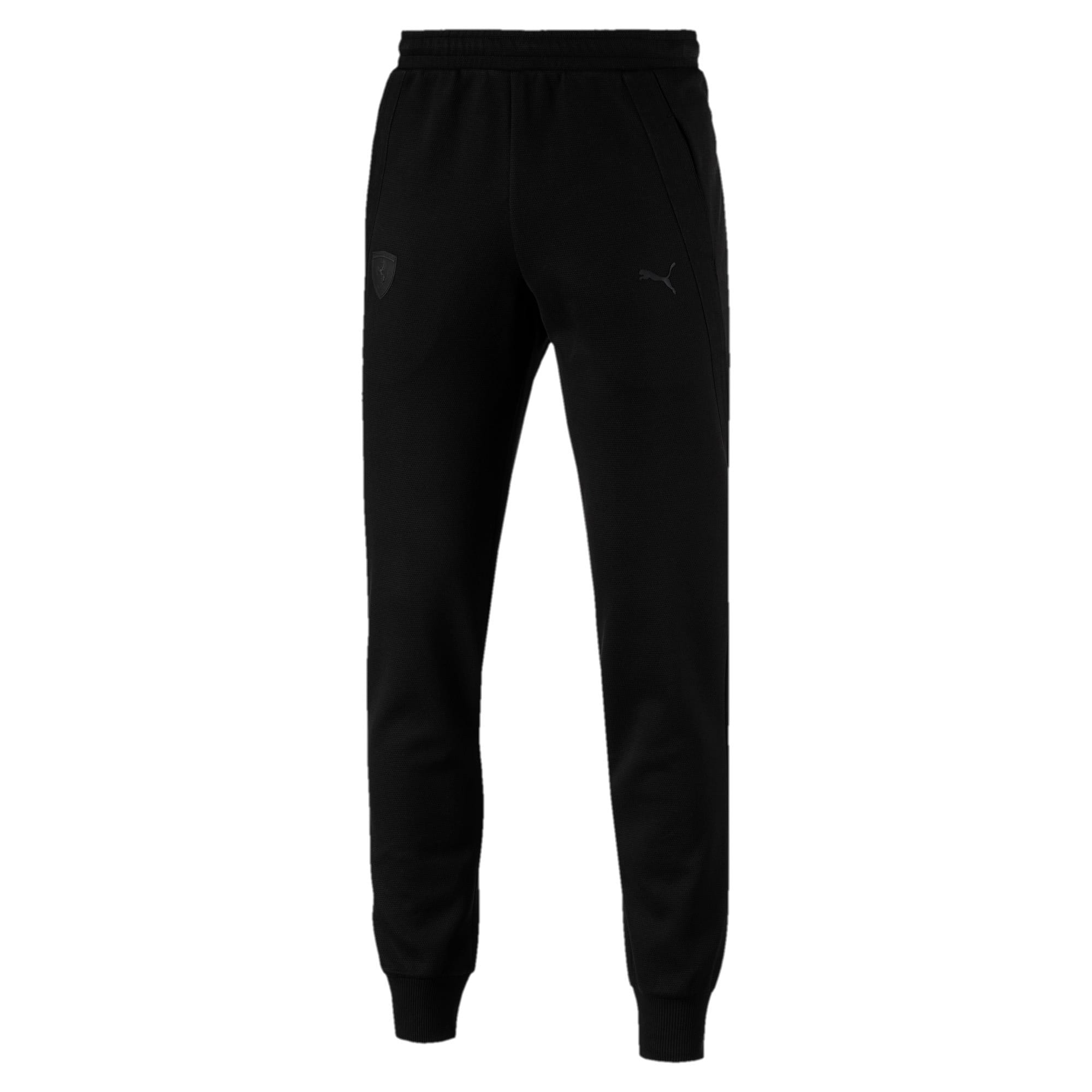 Thumbnail 1 of Ferrari Men's Sweatpants, Puma Black, medium-IND