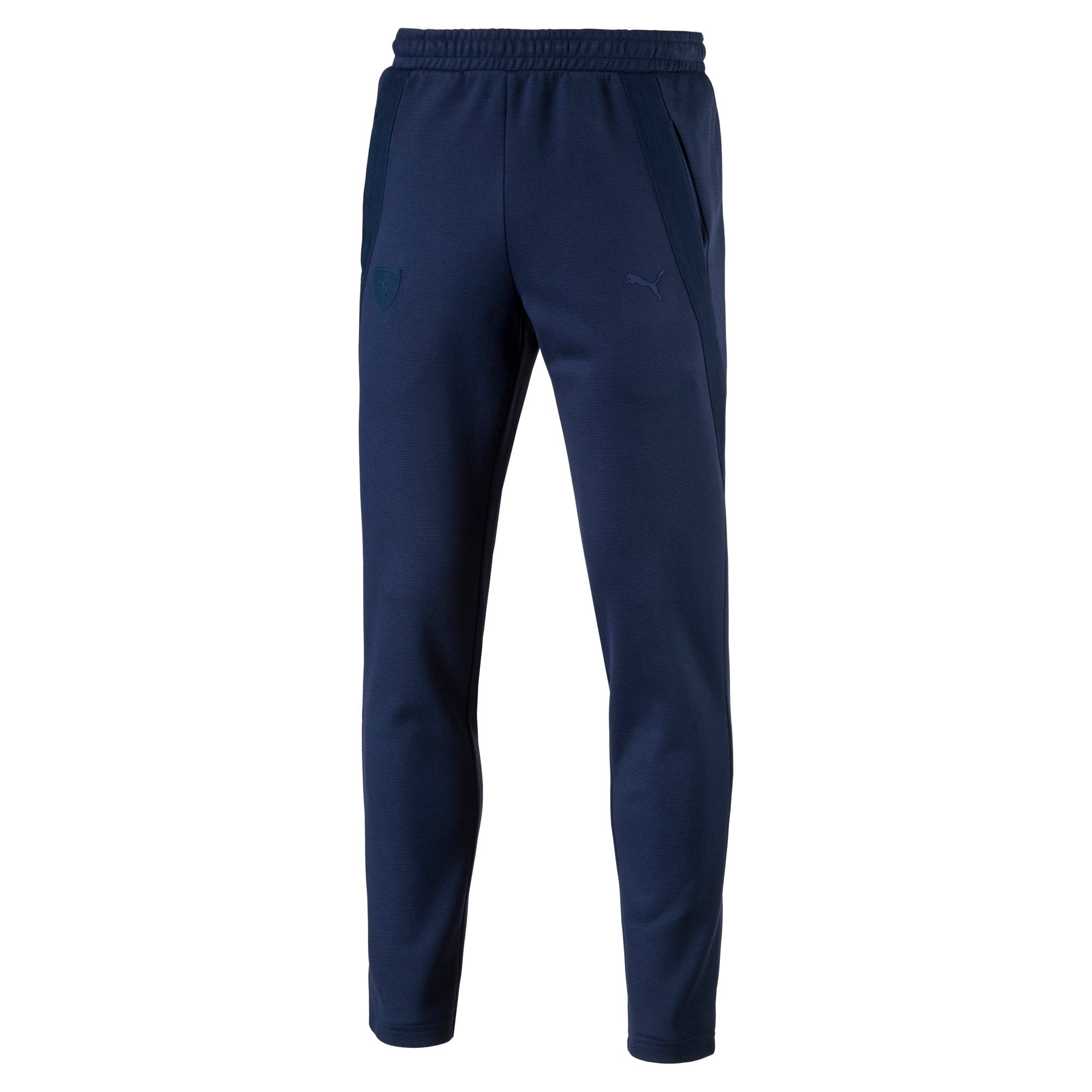 Thumbnail 1 of Ferrari Lifestyle Men's Sweatpants, Sargasso Sea, medium-IND