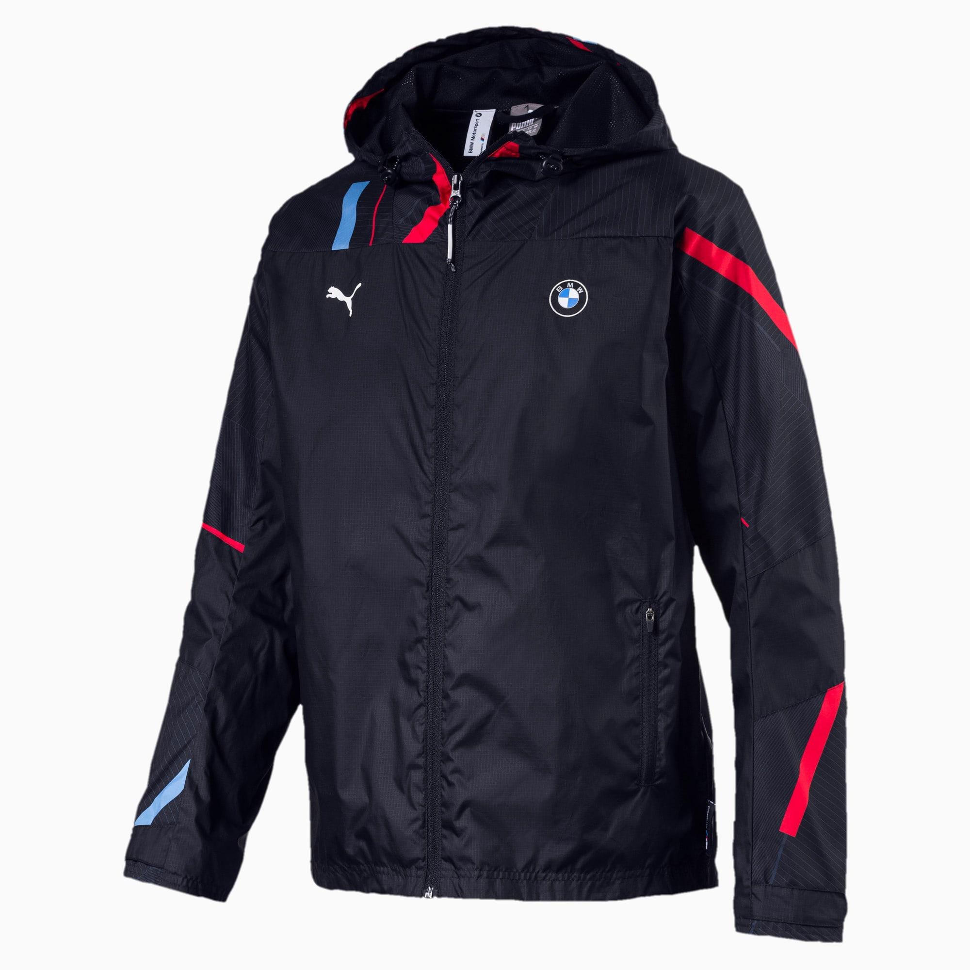 BMW Motorsport Men's Graphic Lightweight Jacket