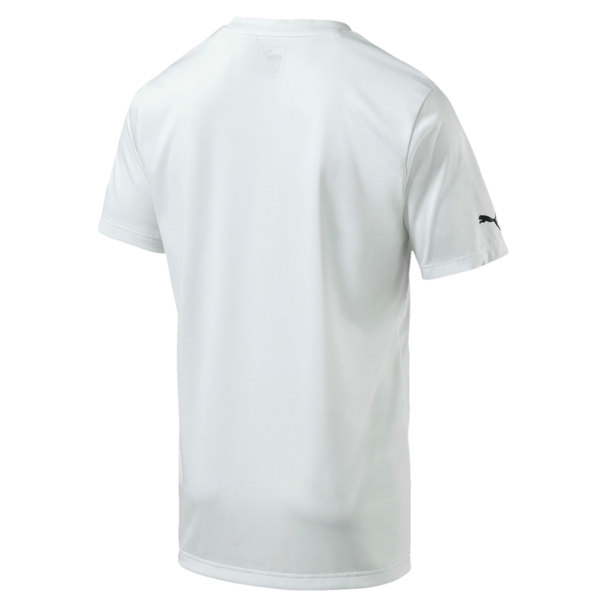 Thumbnail 2 of BMW Motorsport Speed Cat Evo Men's T-shirt, Puma White, medium-IND