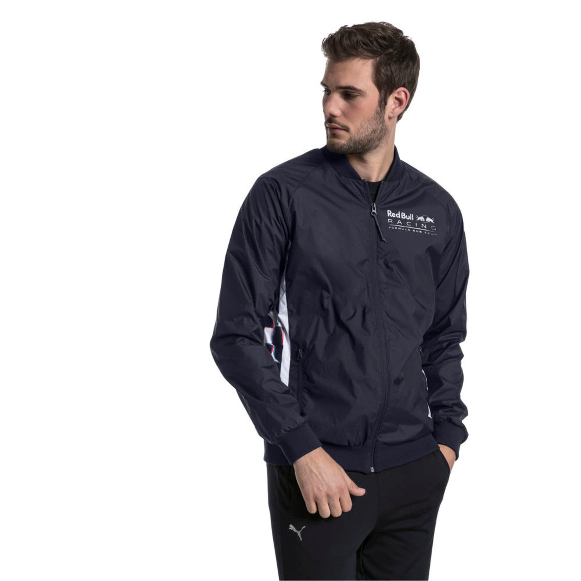 Thumbnail 2 of Red Bull Racing NightCat Men's Jacket, NIGHT SKY, medium-IND