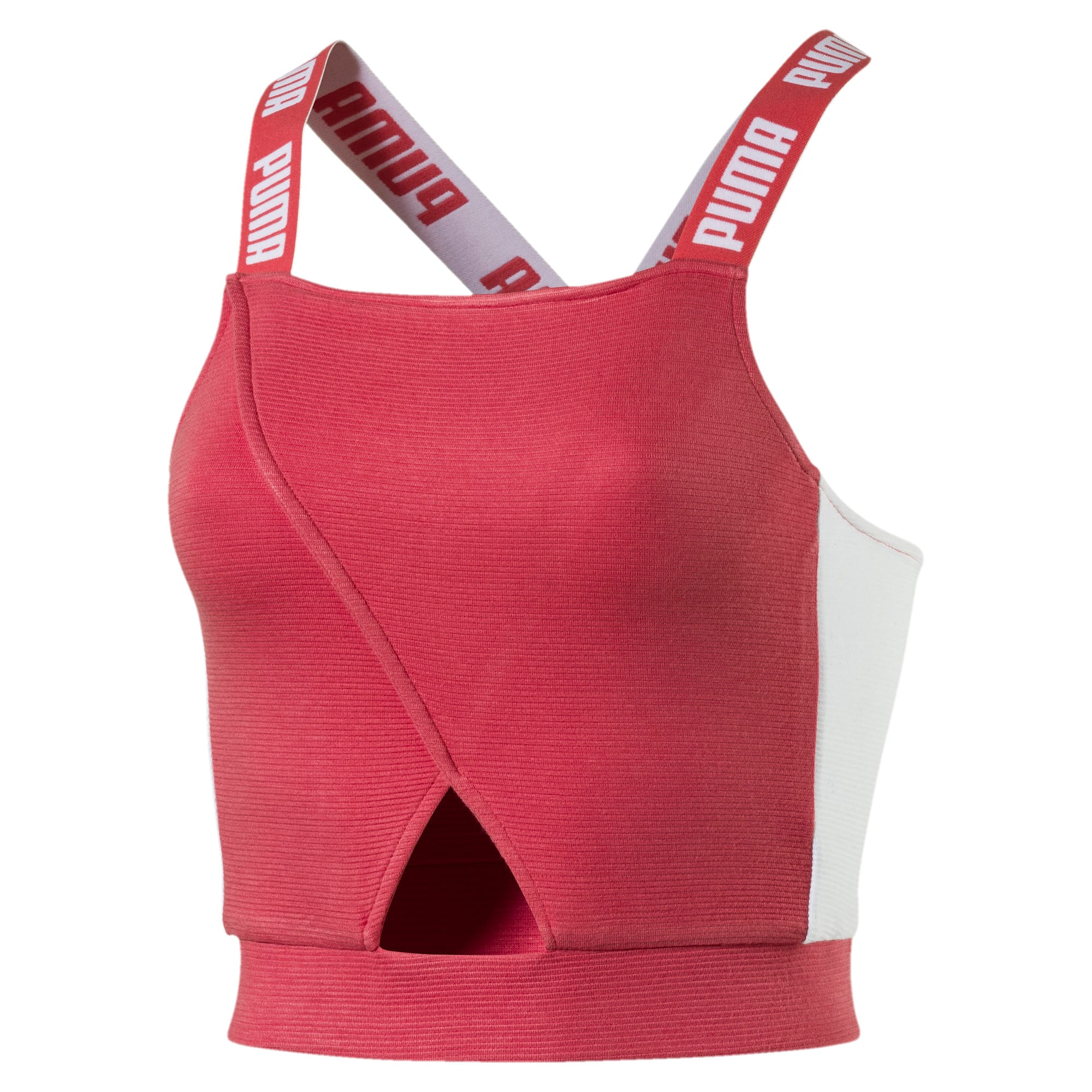 Thumbnail 1 of Archive Women's Crop Top, Spiced Coral, medium-IND
