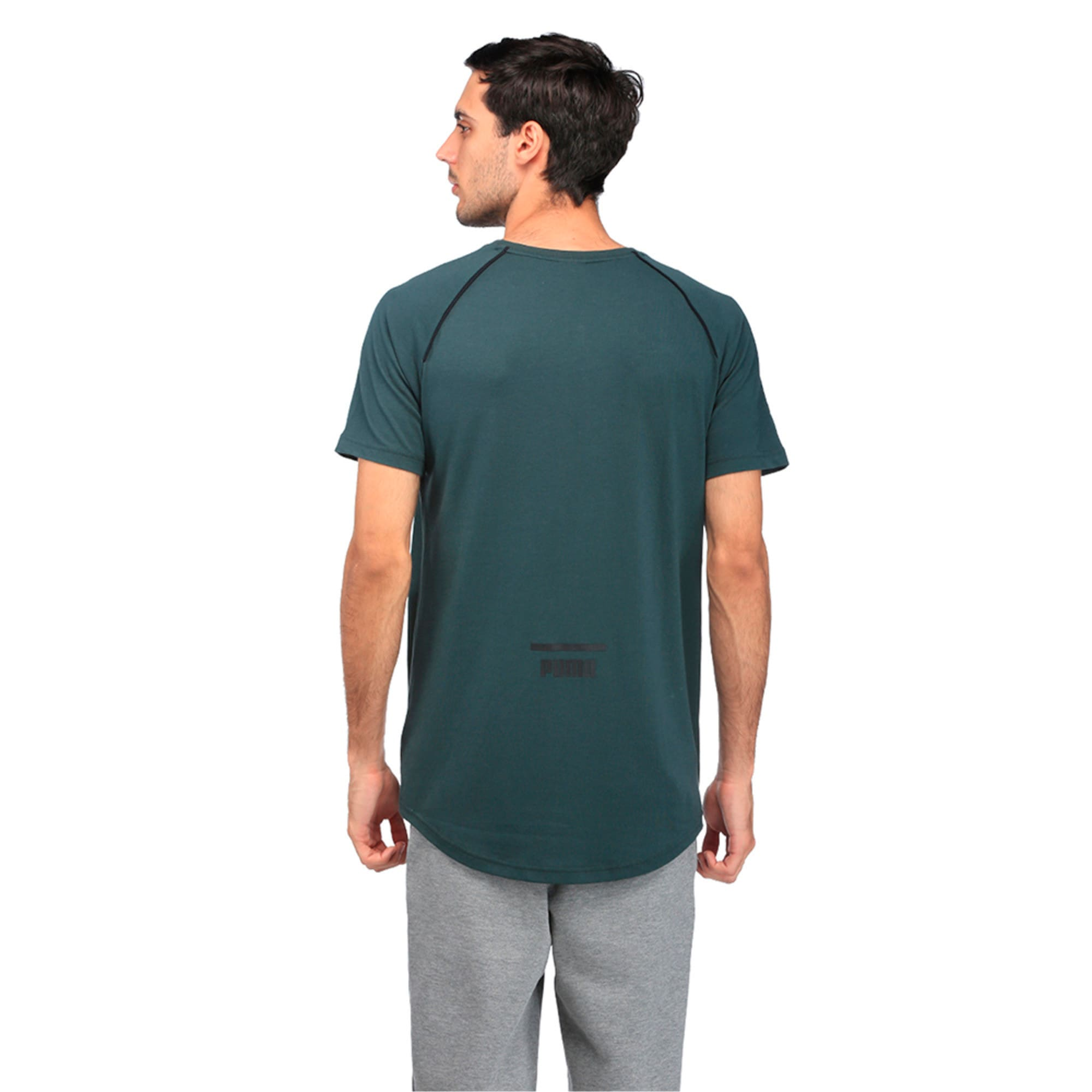 Thumbnail 4 of Evo Core Tee, Green Gables, medium-IND