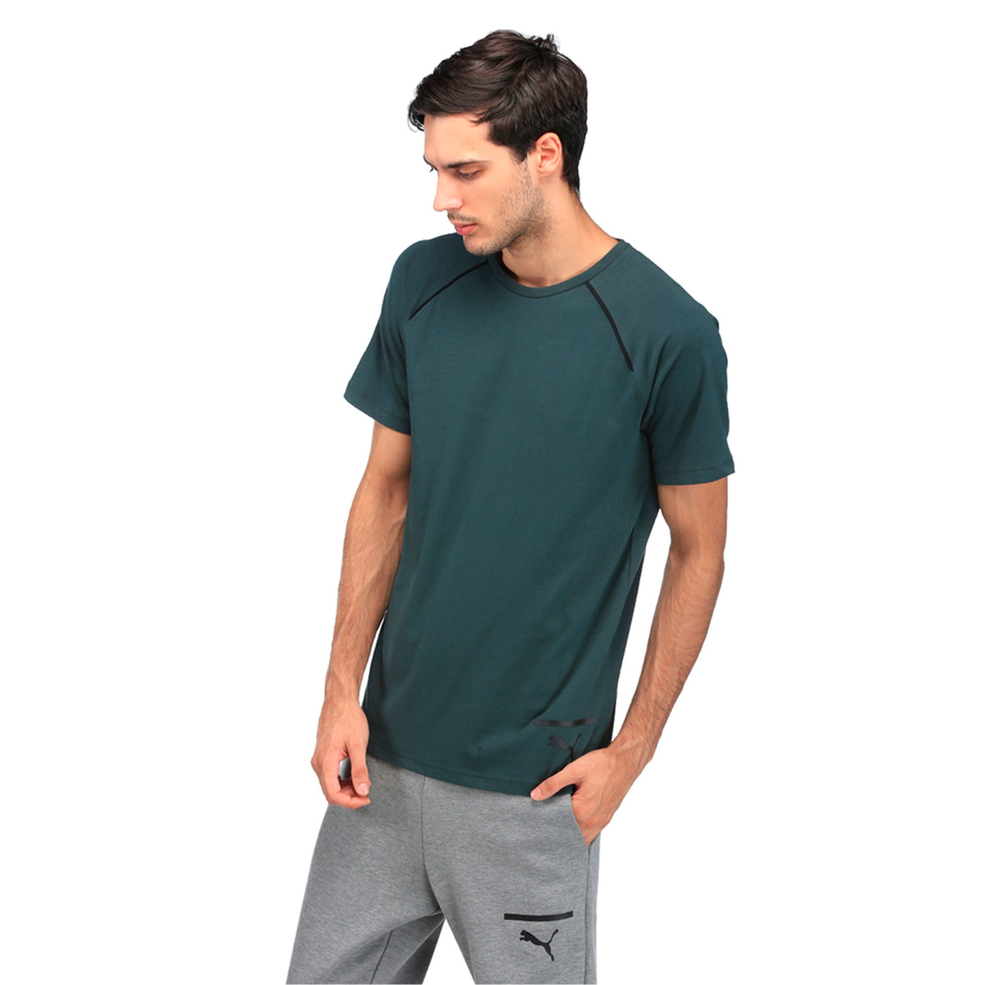 Thumbnail 1 of Evo Core Tee, Green Gables, medium-IND