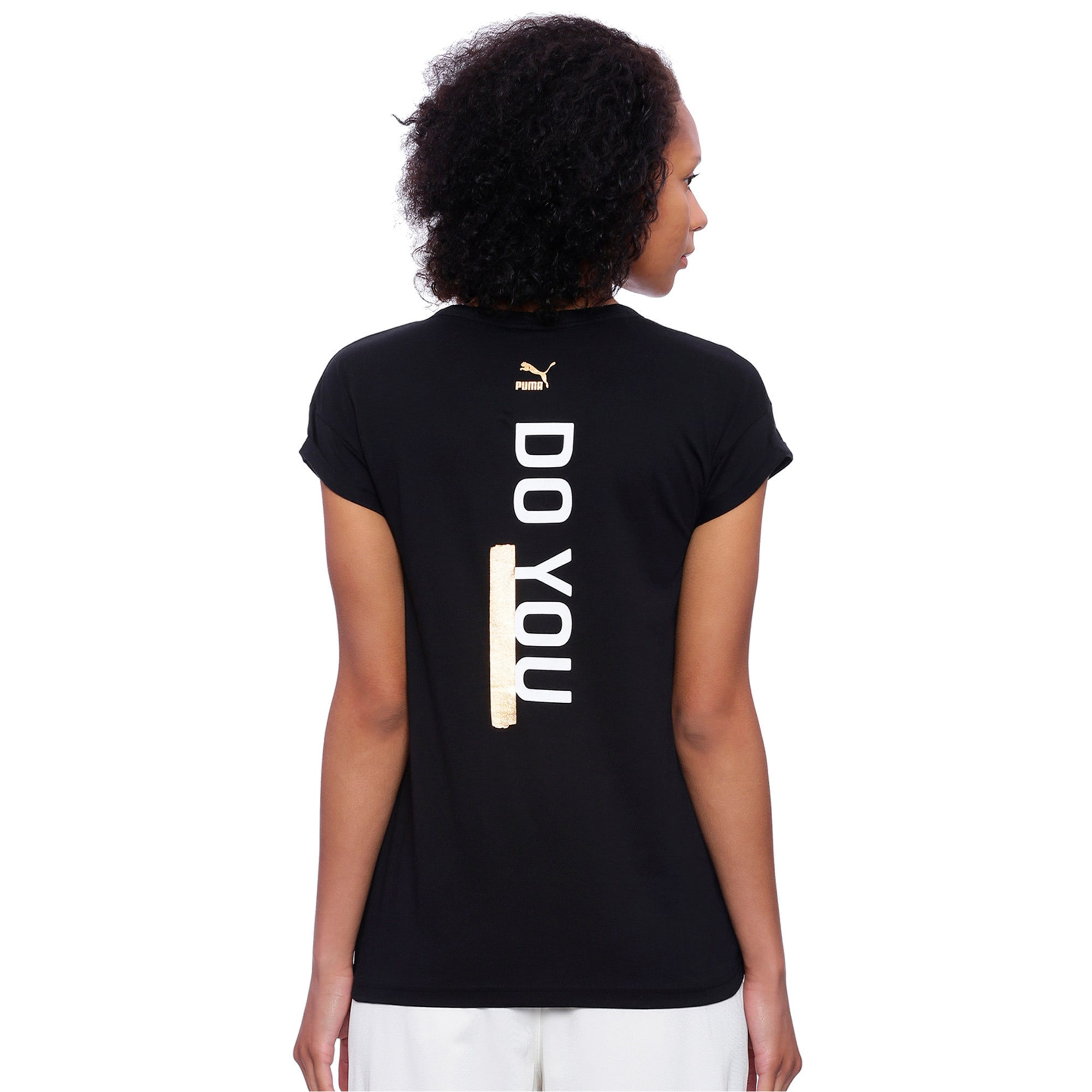 Thumbnail 5 of Do You Tee, Cotton Black, medium-IND