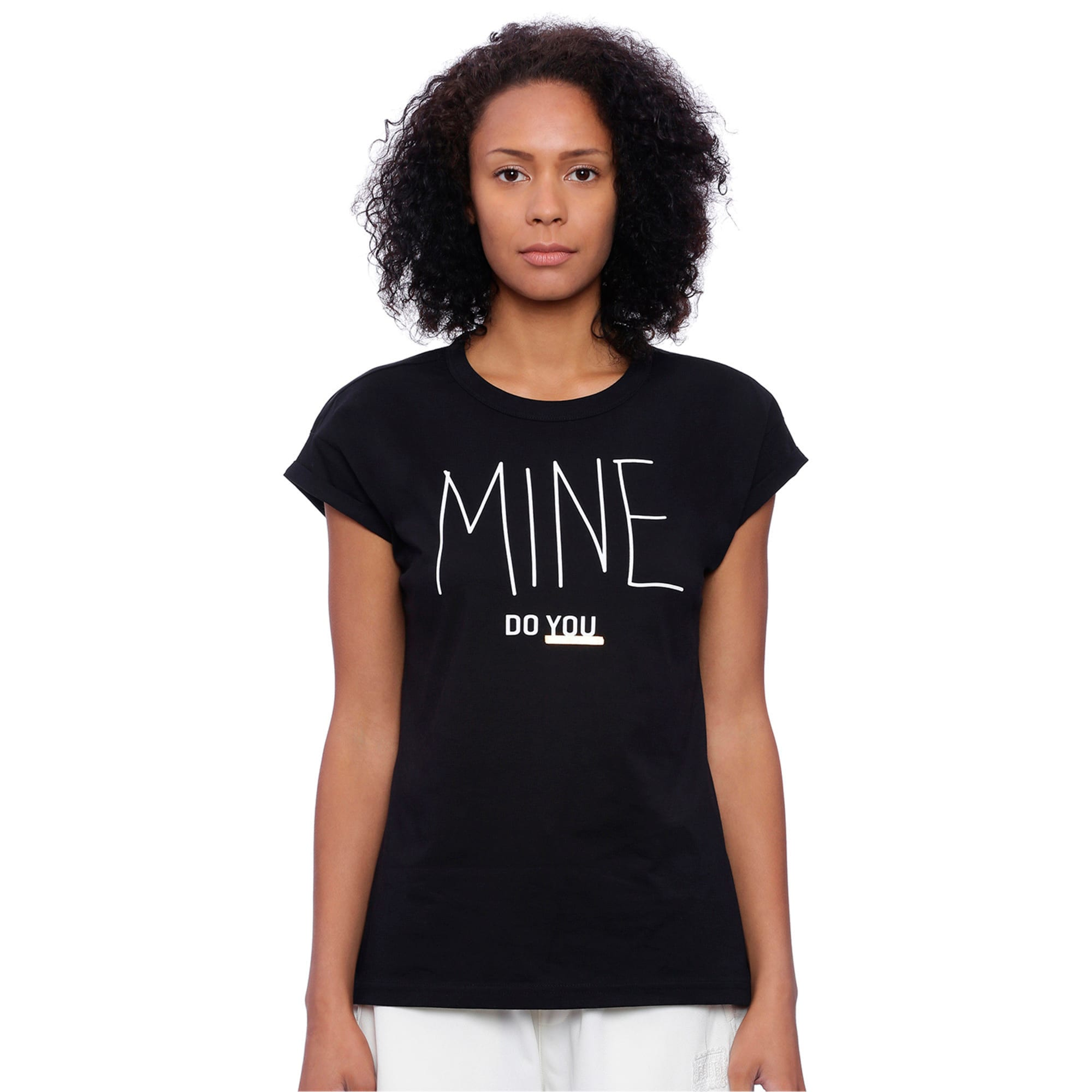 Thumbnail 4 of Do You Tee, Cotton Black, medium-IND