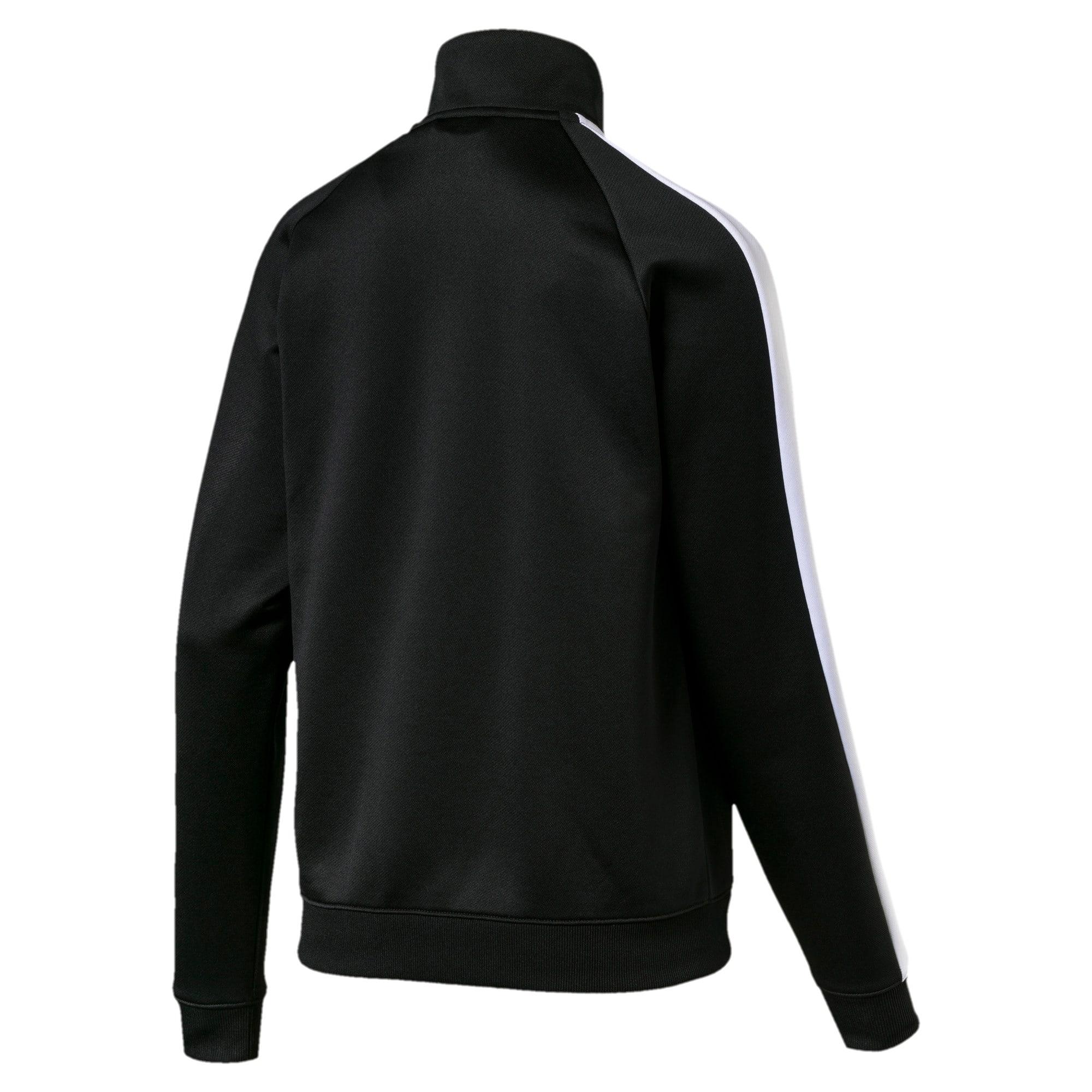 Thumbnail 2 of Classics Women's T7 Track Jacket, Puma Black, medium