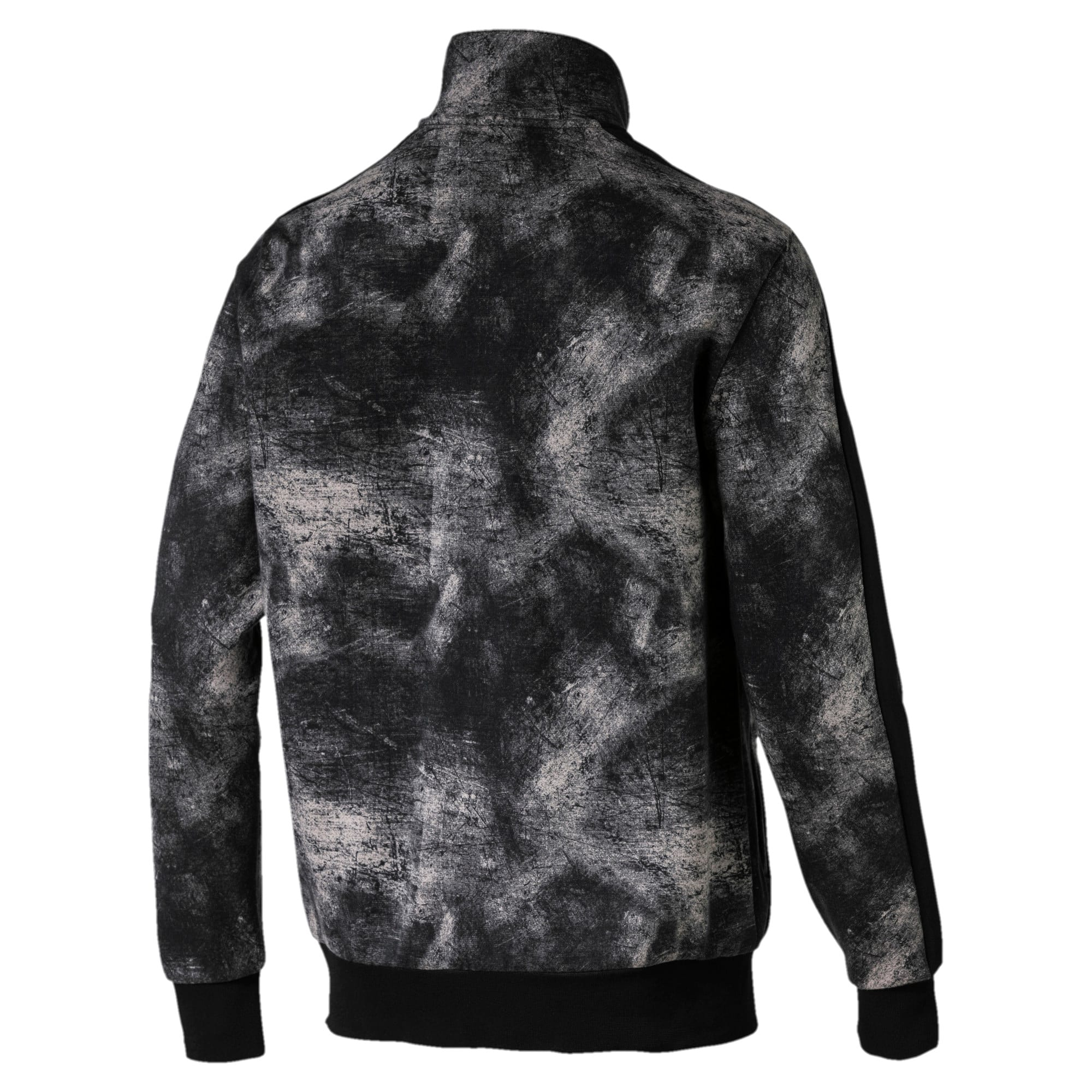 Thumbnail 3 of Classics All-Over Print T7 Men's Jacket, Elephant Skin, medium