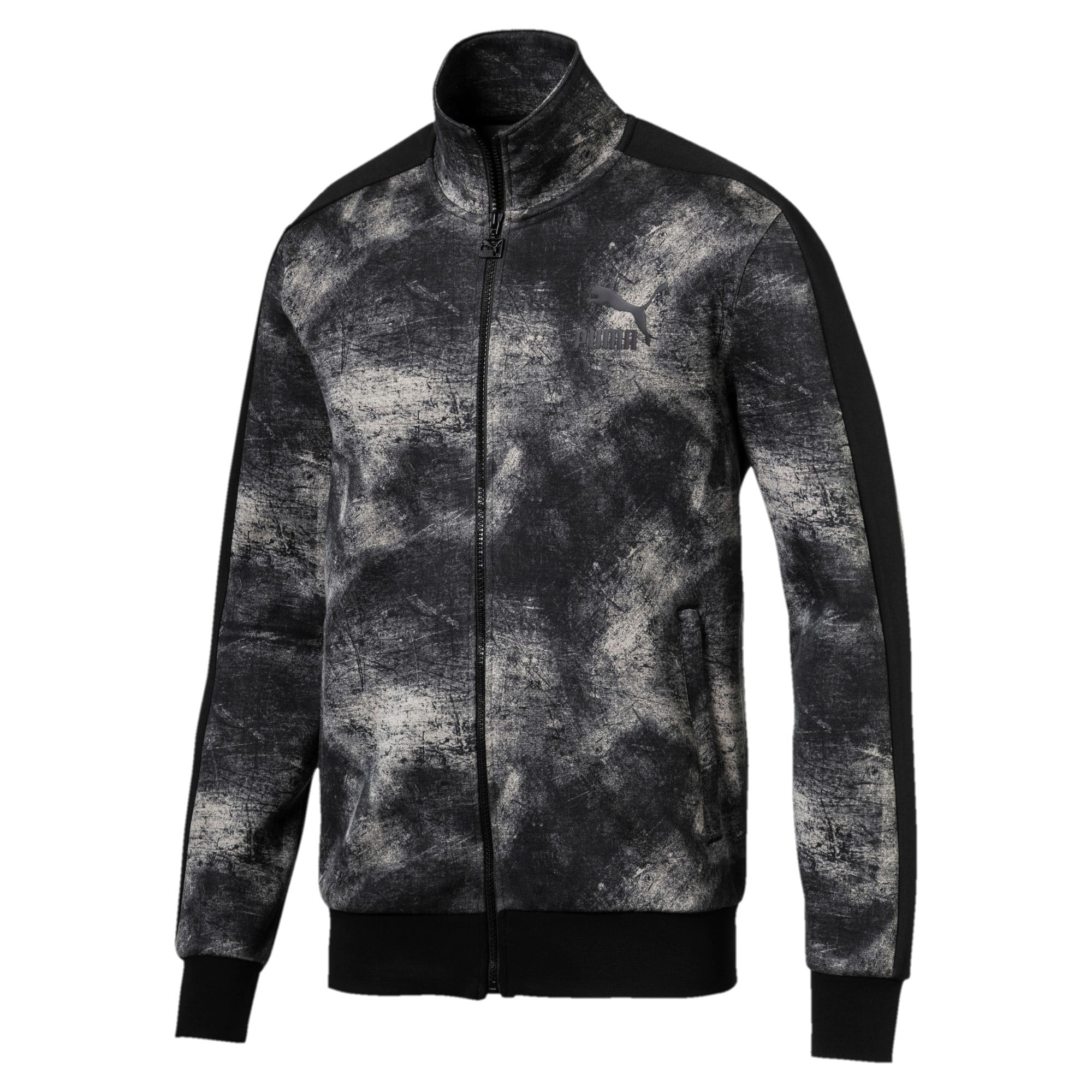 Thumbnail 1 of Classics All-Over Print T7 Men's Jacket, Elephant Skin, medium