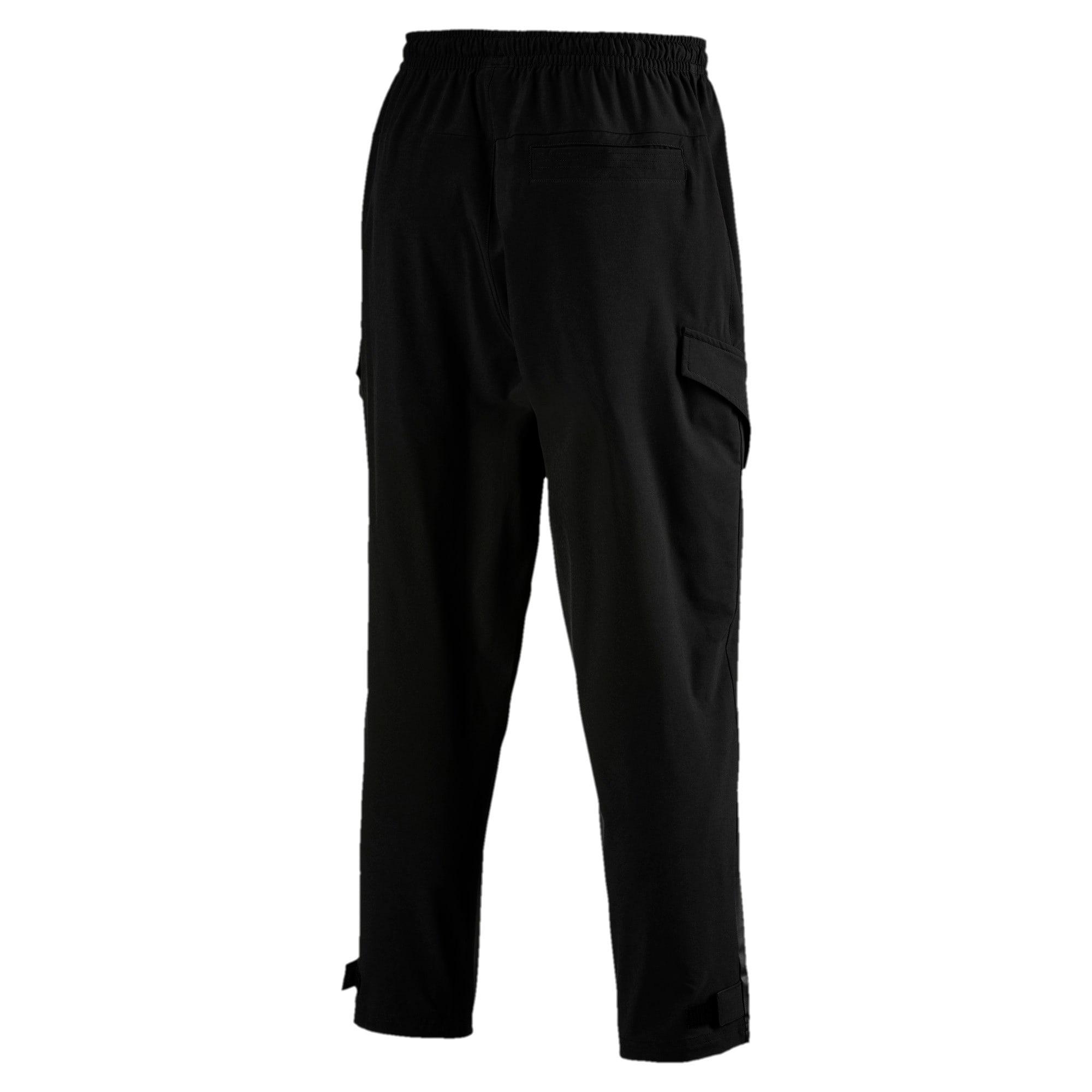 Thumbnail 4 of Pace Men's Sweatpants, Puma Black-1, medium-IND
