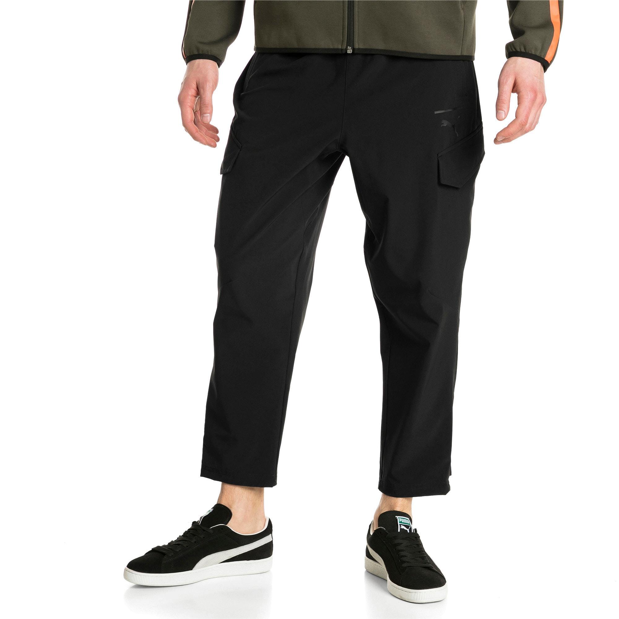 Thumbnail 1 of Pace Men's Sweatpants, Puma Black-1, medium-IND