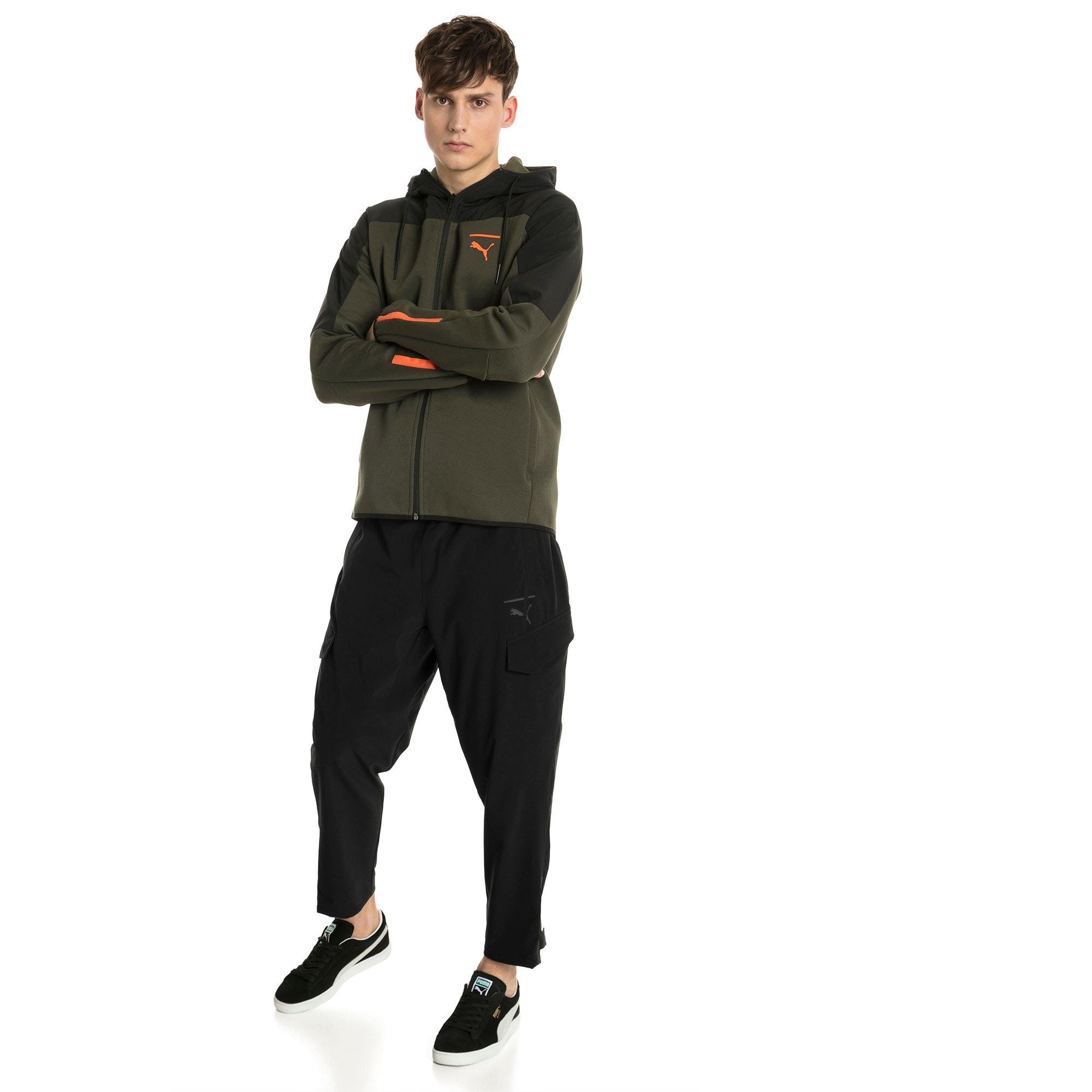 Thumbnail 3 of Pace Men's Sweatpants, Puma Black-1, medium-IND