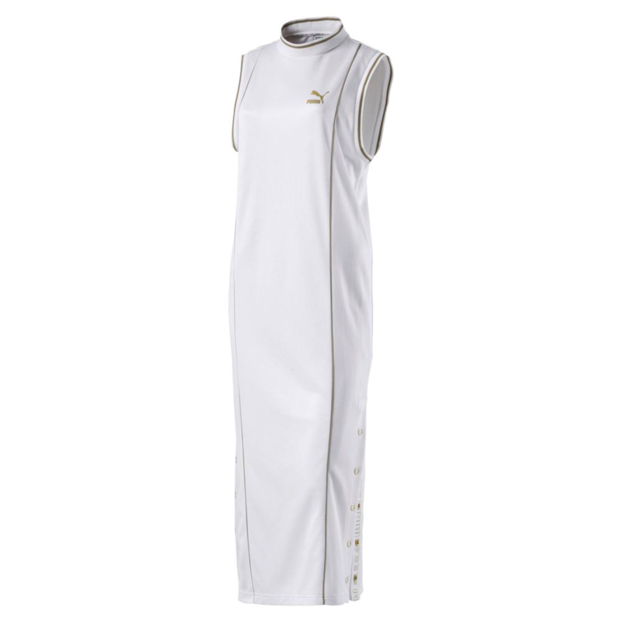 Thumbnail 1 of Retro Women's Dress, Puma White, medium-IND