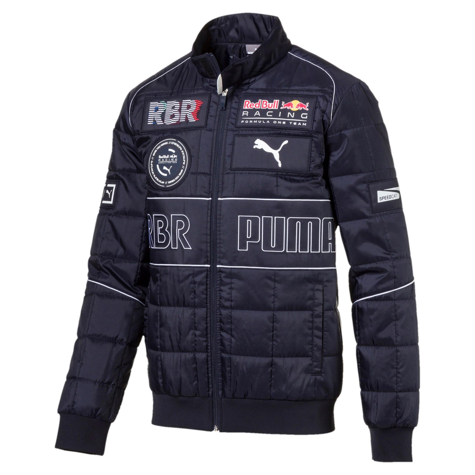 Thumbnail 1 of Red Bull Racing Speedcat Evo Zip-Up Men's Jacket, NIGHT SKY, medium-IND