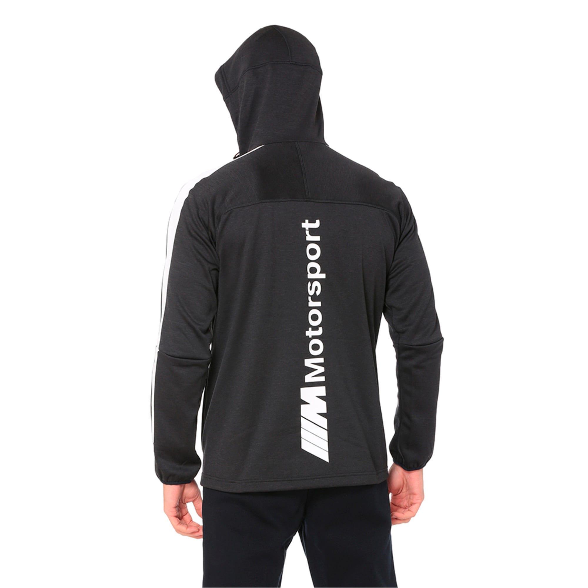 Thumbnail 1 of BMW M Motorsport Men's Life Softshell Jacket, Puma Black, medium-IND