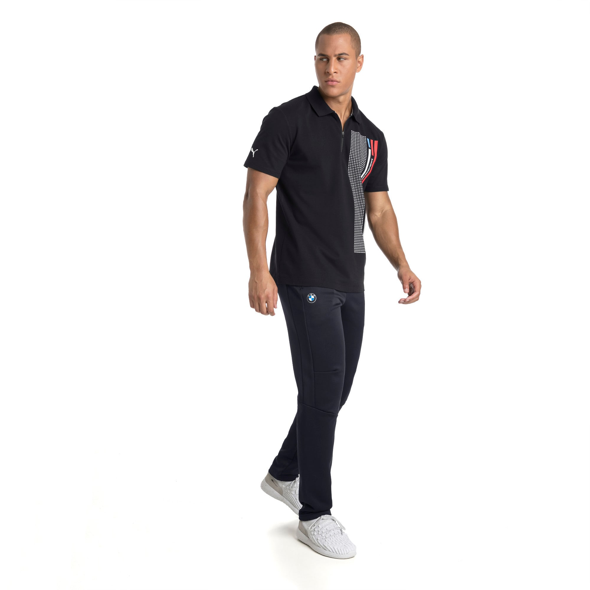 Thumbnail 3 of BMW M Motorsport Men's T7 Track Pants, Team Blue, medium-IND