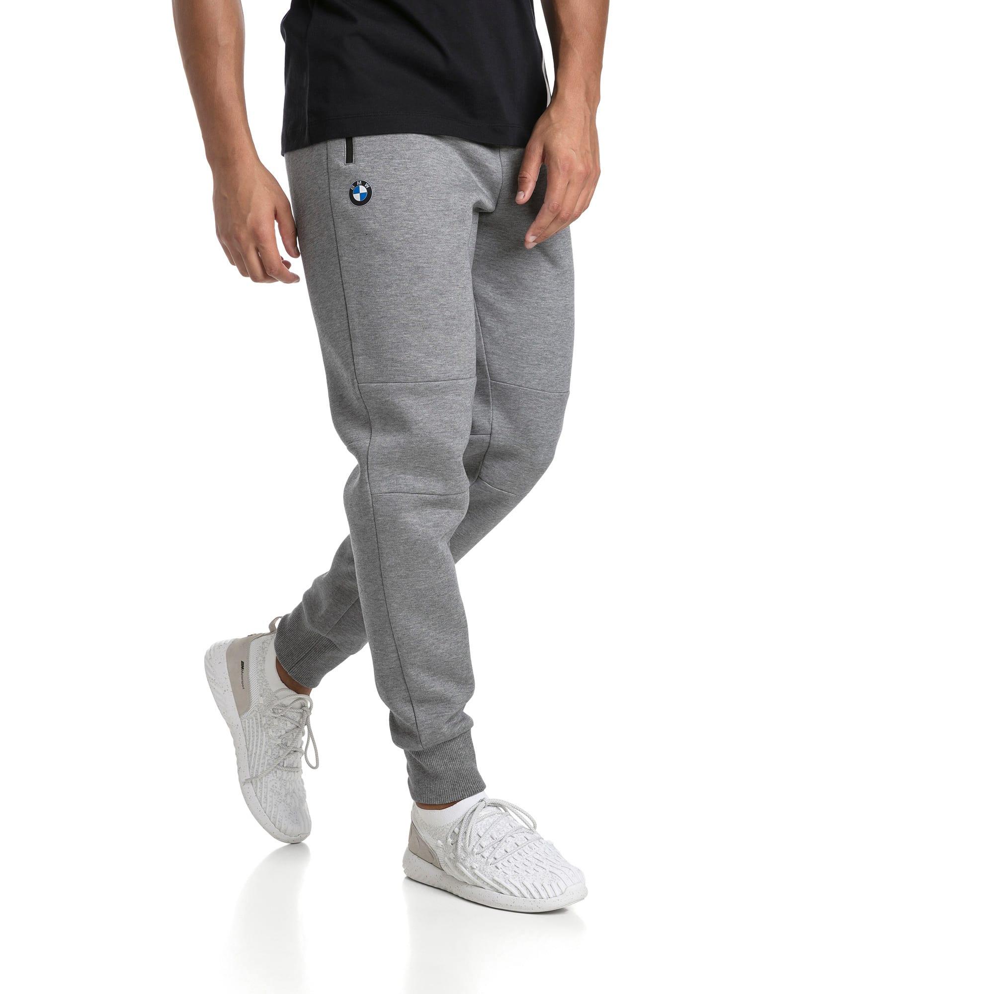 Thumbnail 2 of BMW Men's Sweatpants, Medium Gray Heather, medium