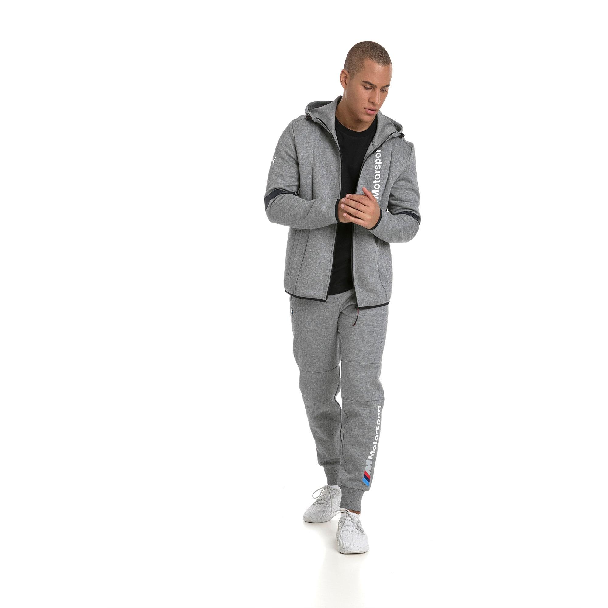 Thumbnail 5 of BMW Men's Sweatpants, Medium Gray Heather, medium