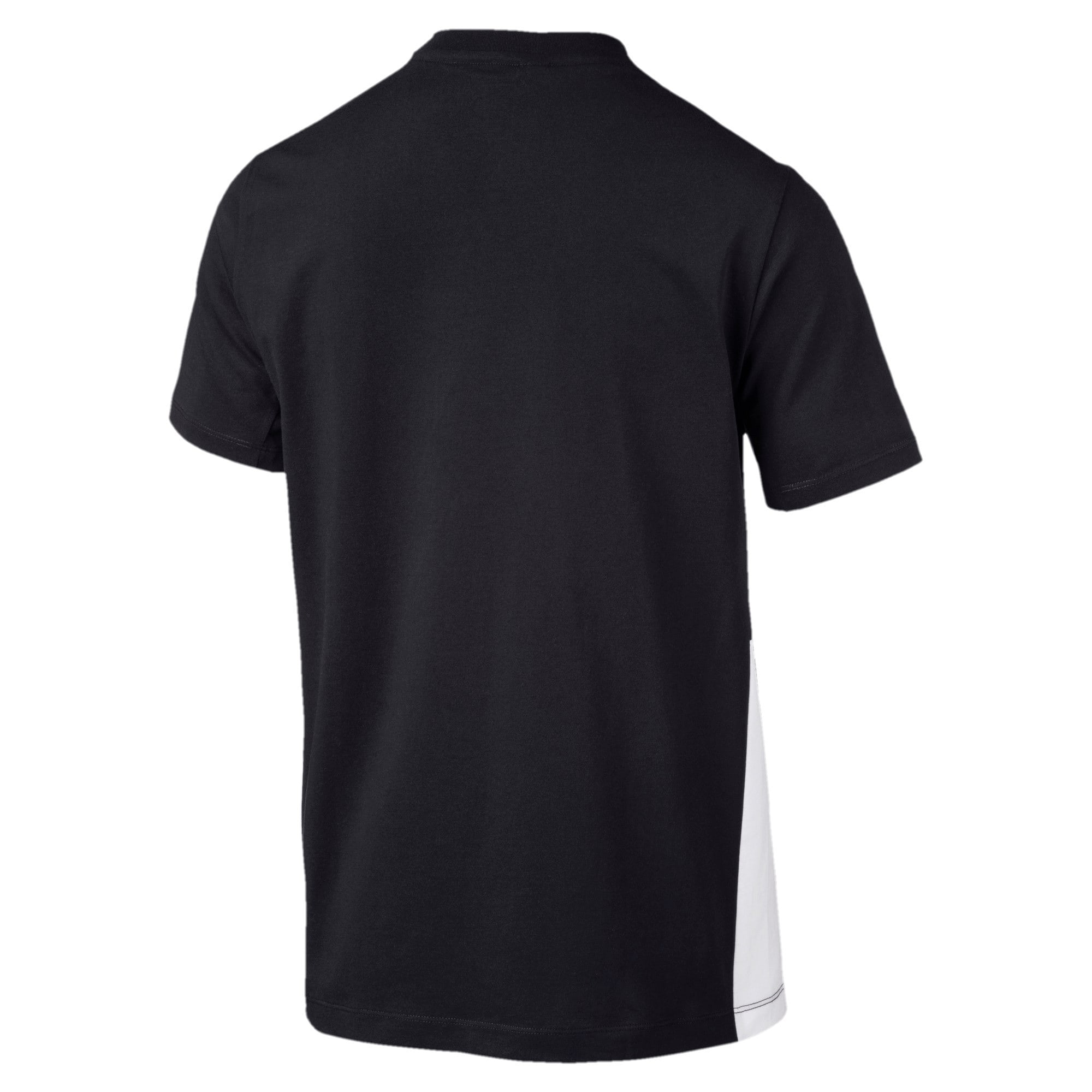 Thumbnail 4 of BMW MMS Graphic Tee 2, Anthracite, medium-IND