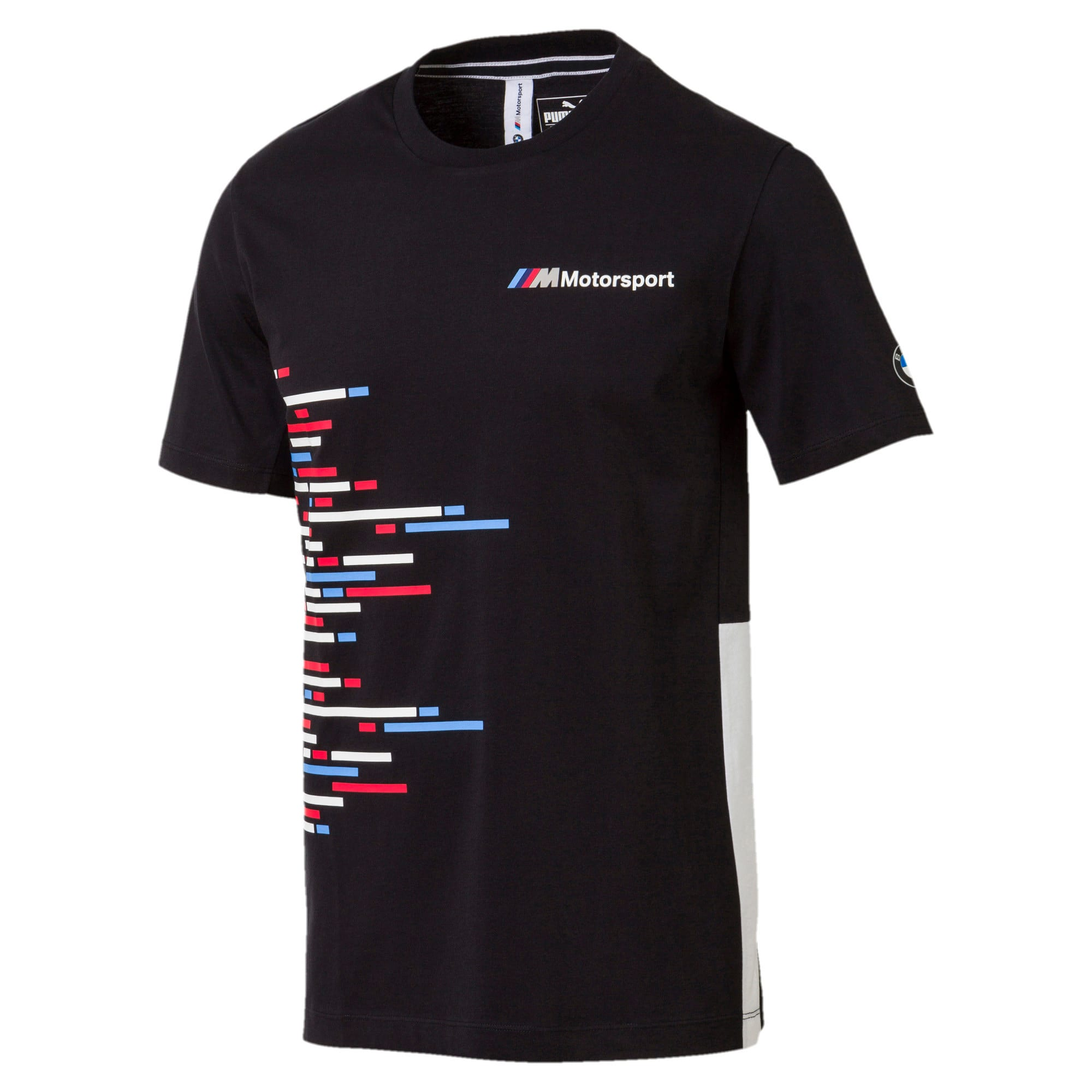 Thumbnail 3 of BMW MMS Graphic Tee 2, Anthracite, medium-IND