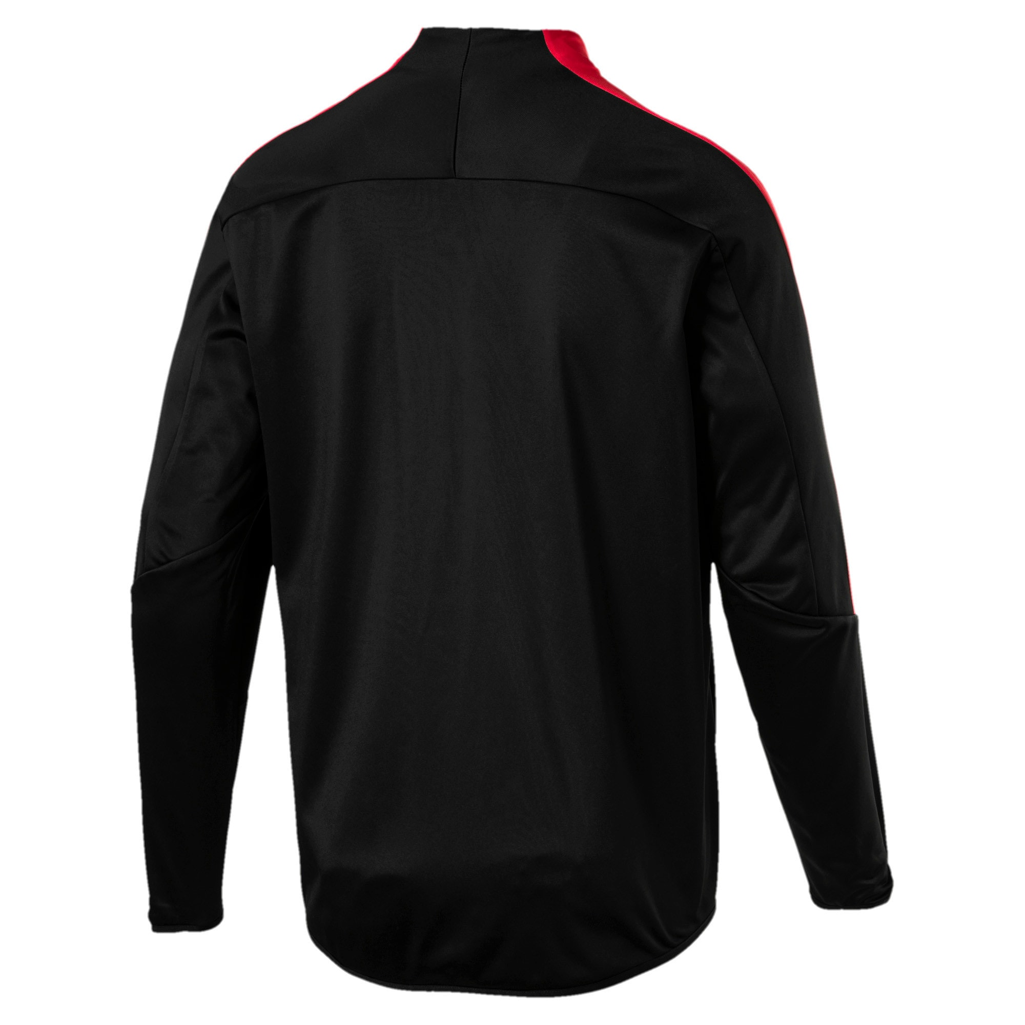Thumbnail 3 of Ferrari Men's T7 Track Jacket, Puma Black, medium-IND