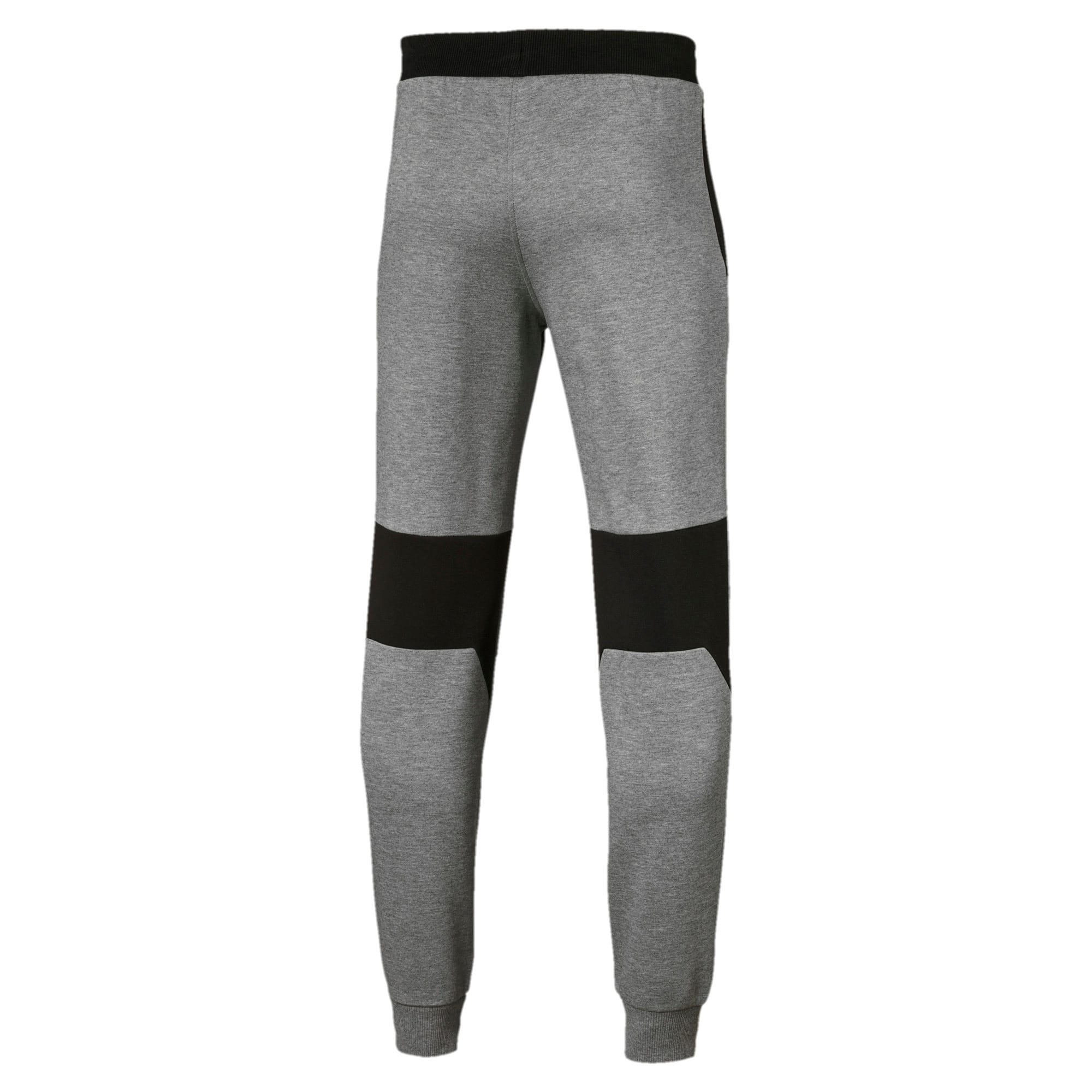 Thumbnail 4 of Ferrari Men's Sweatpants, Medium Gray Heather, medium-IND