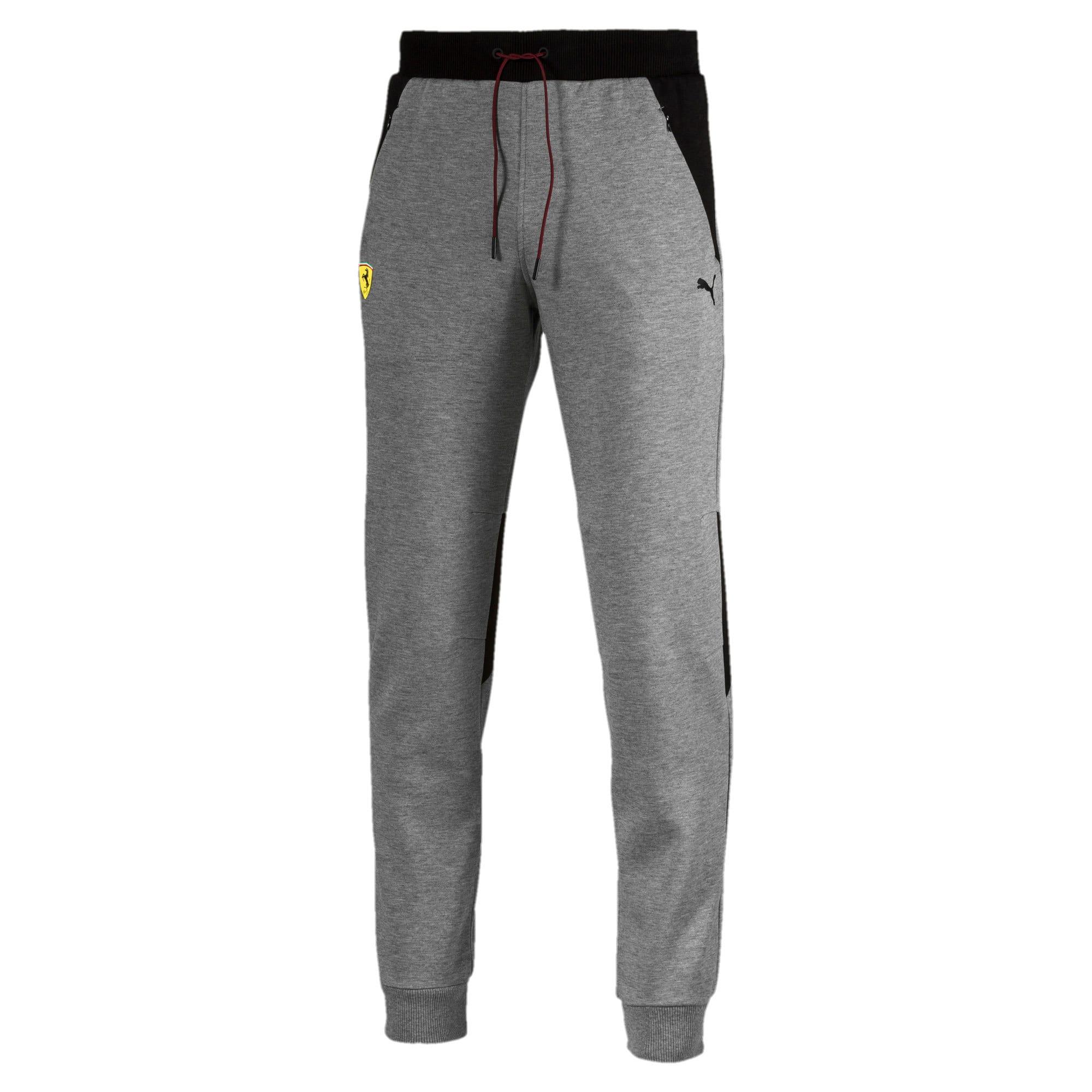 Thumbnail 1 of Ferrari Men's Sweatpants, Medium Gray Heather, medium-IND