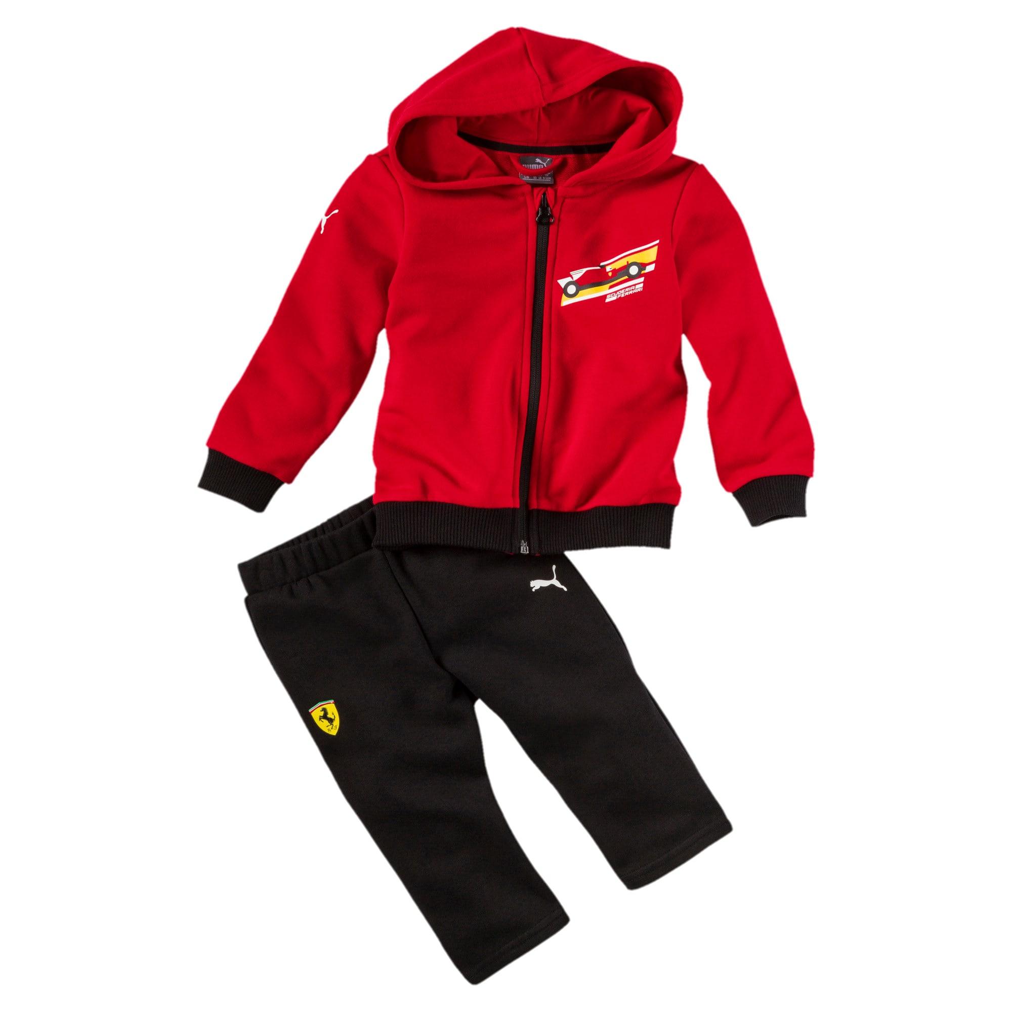Thumbnail 1 of Ferrari Baby Jogger Set, Rosso Corsa, medium-SEA