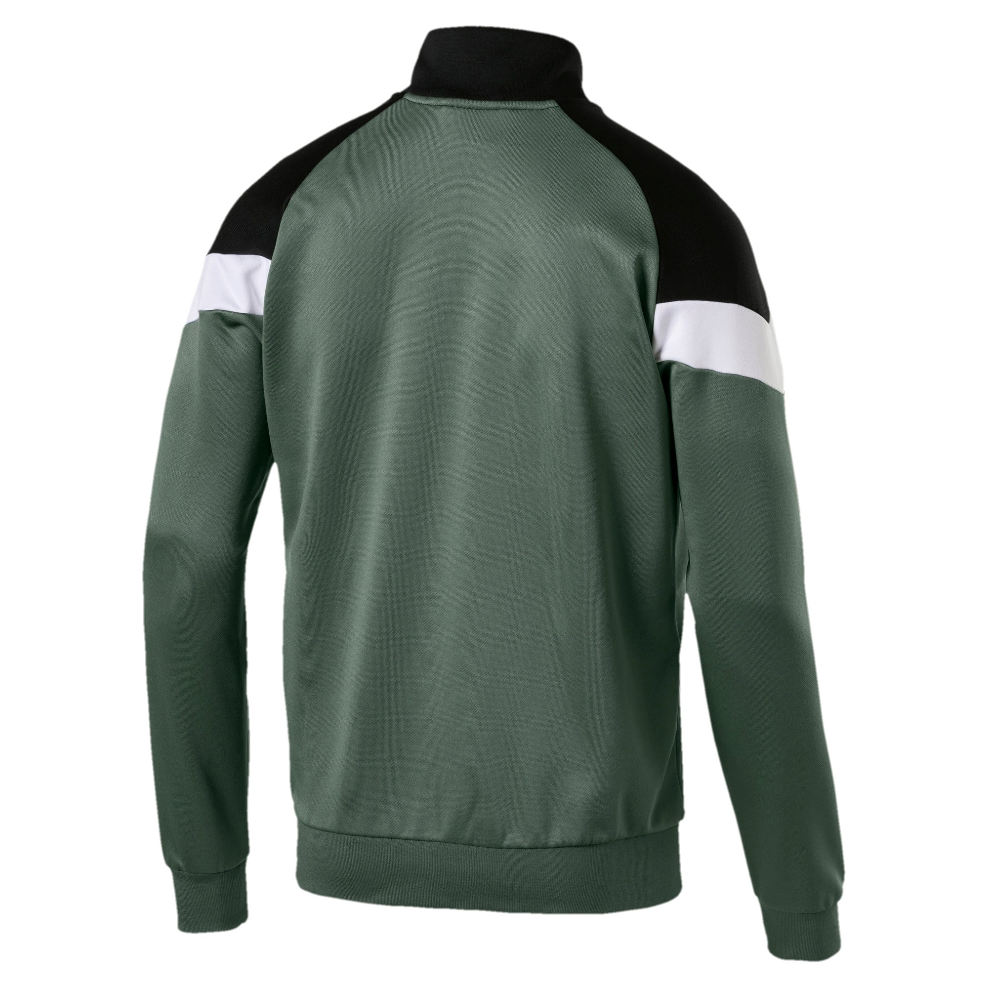 Thumbnail 2 of MCS Men's Track Jacket, Laurel Wreath, medium-IND