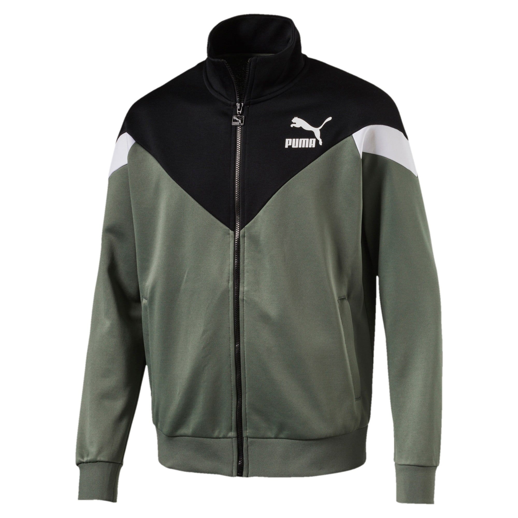 Thumbnail 1 of MCS Men's Track Jacket, Laurel Wreath, medium-IND